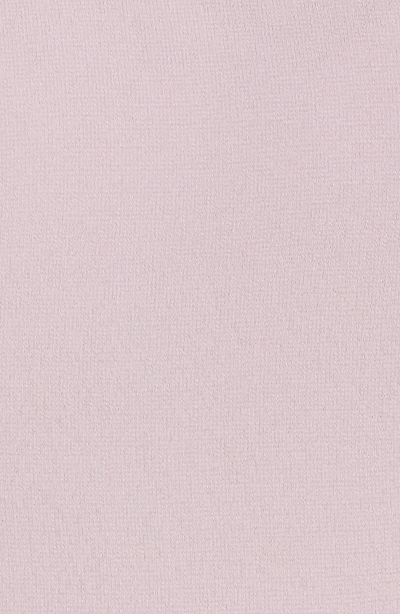 Chiffon Strapless Maxi Dress,                             Alternate thumbnail 5, color,                             020