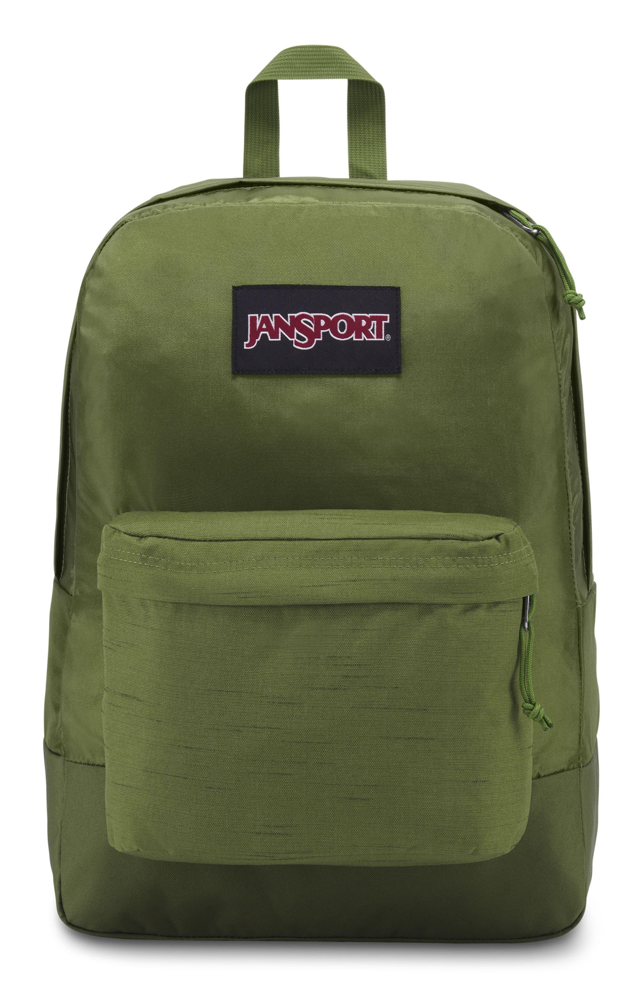Black Label Superbreak Backpack,                             Main thumbnail 1, color,                             NEW OLIVE