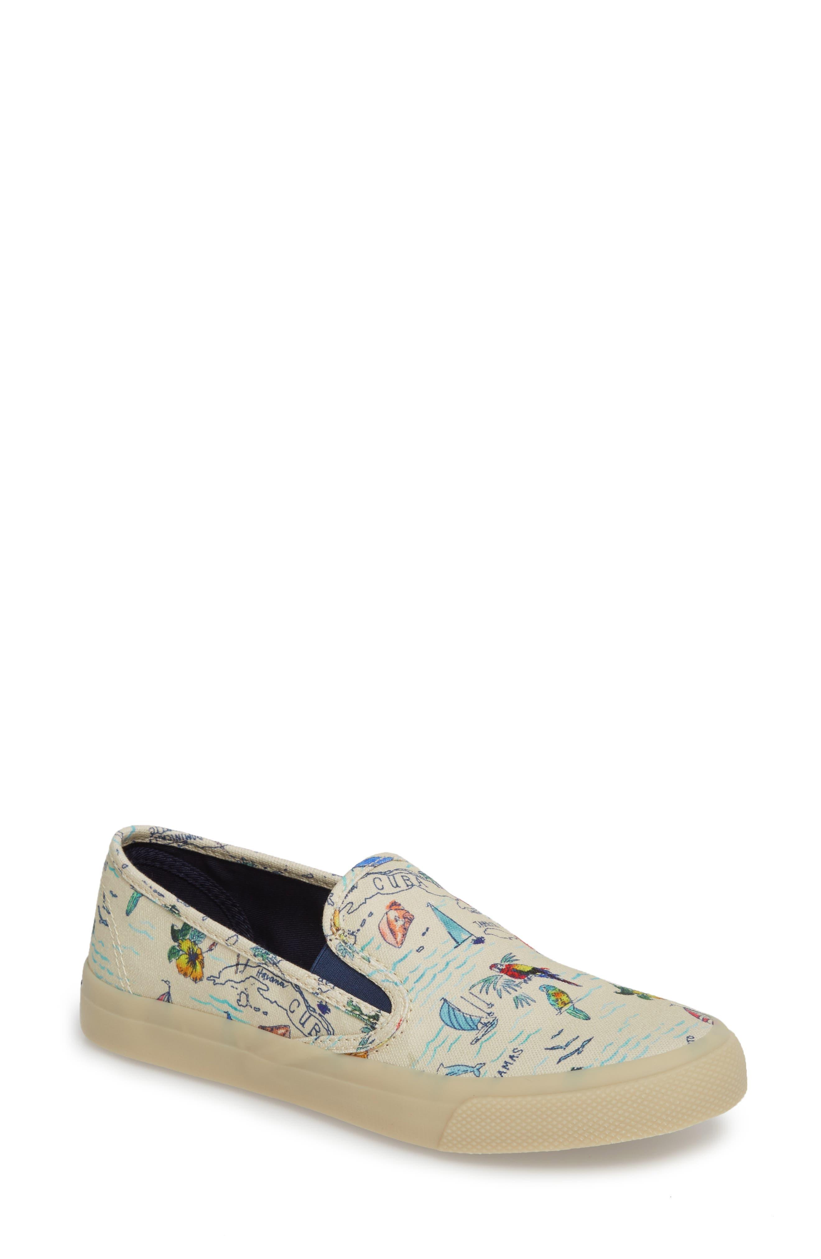 Seaside Slip-On Sneaker,                         Main,                         color, 101