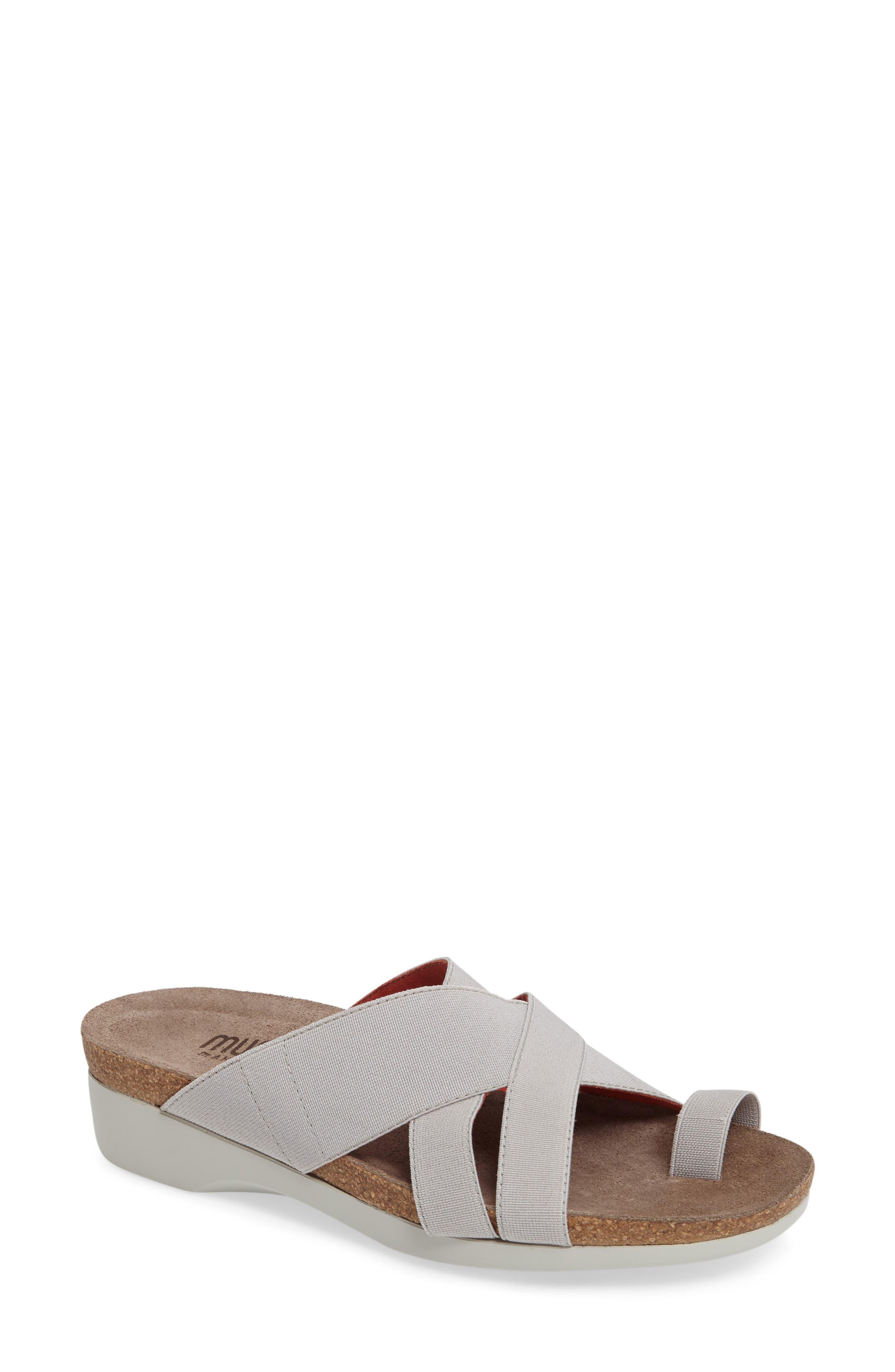 Delphi Slide Sandal,                             Main thumbnail 2, color,