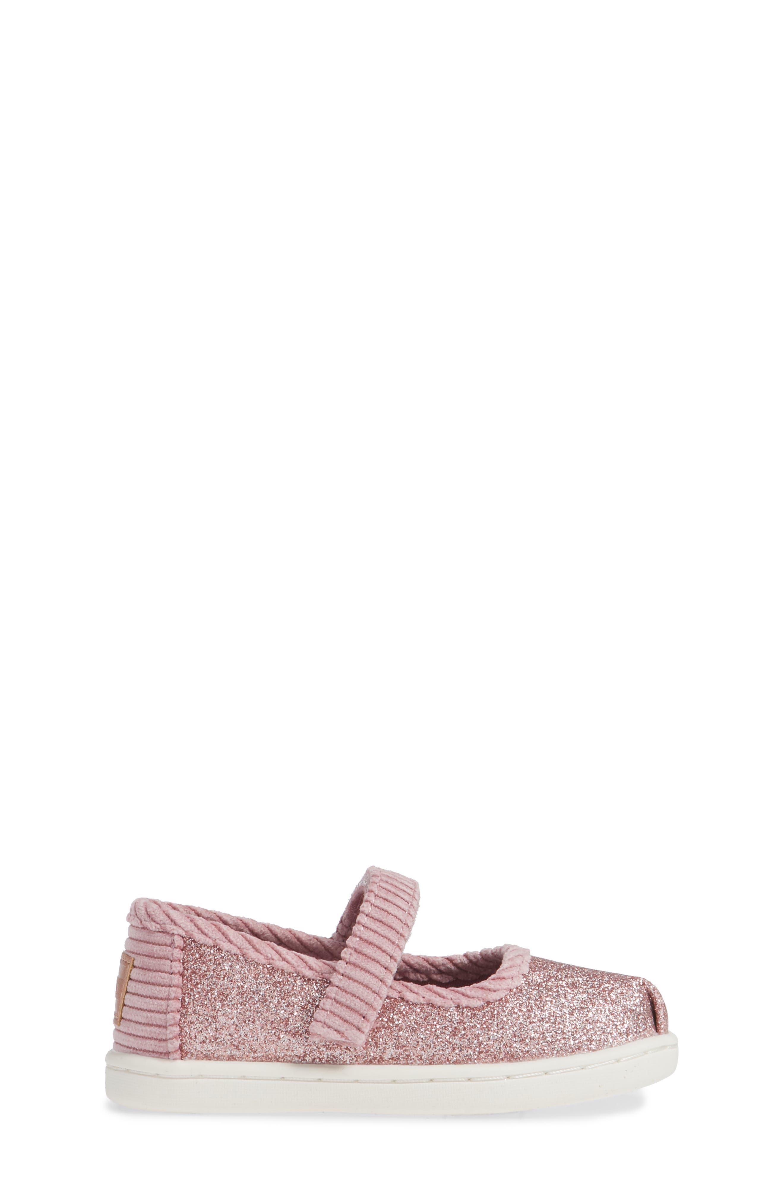 Mary Jane Sneaker,                             Alternate thumbnail 8, color,