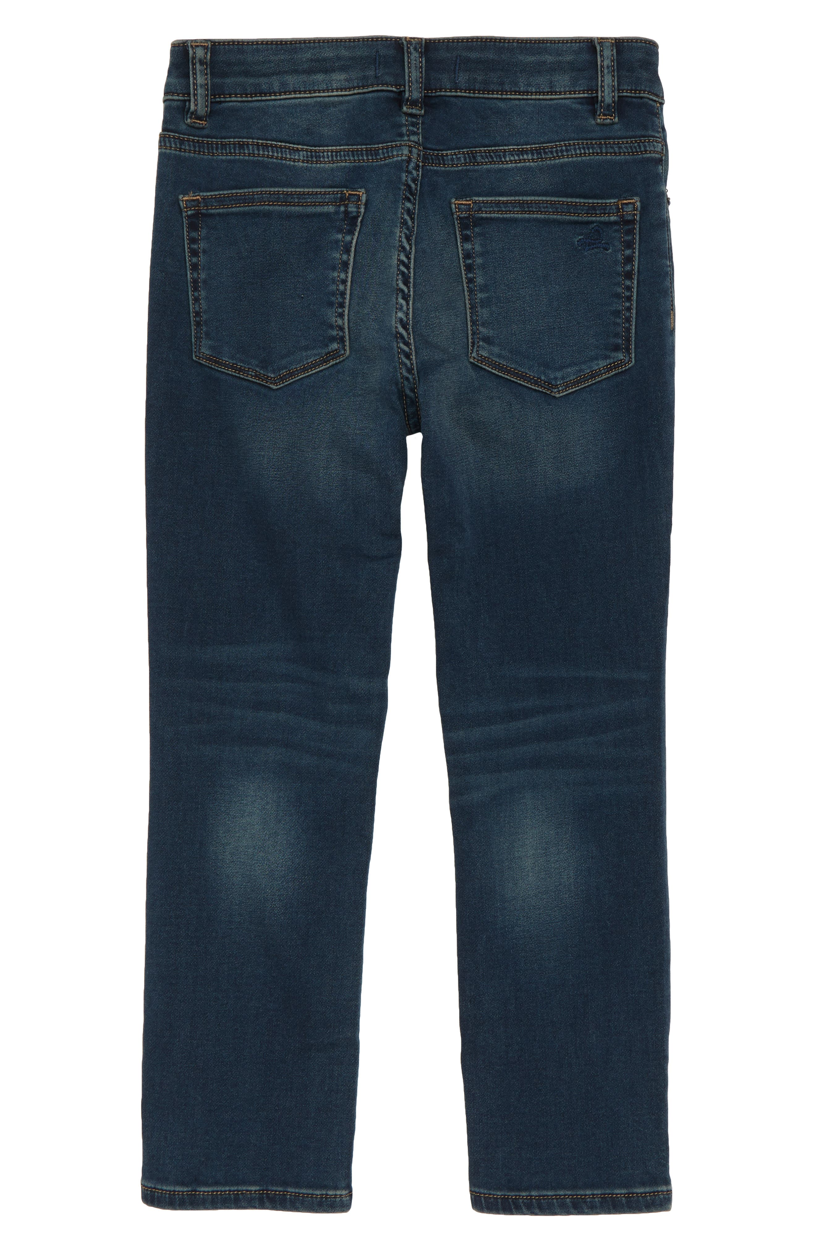 Brady Slim Fit Jeans,                             Alternate thumbnail 2, color,                             VIBES