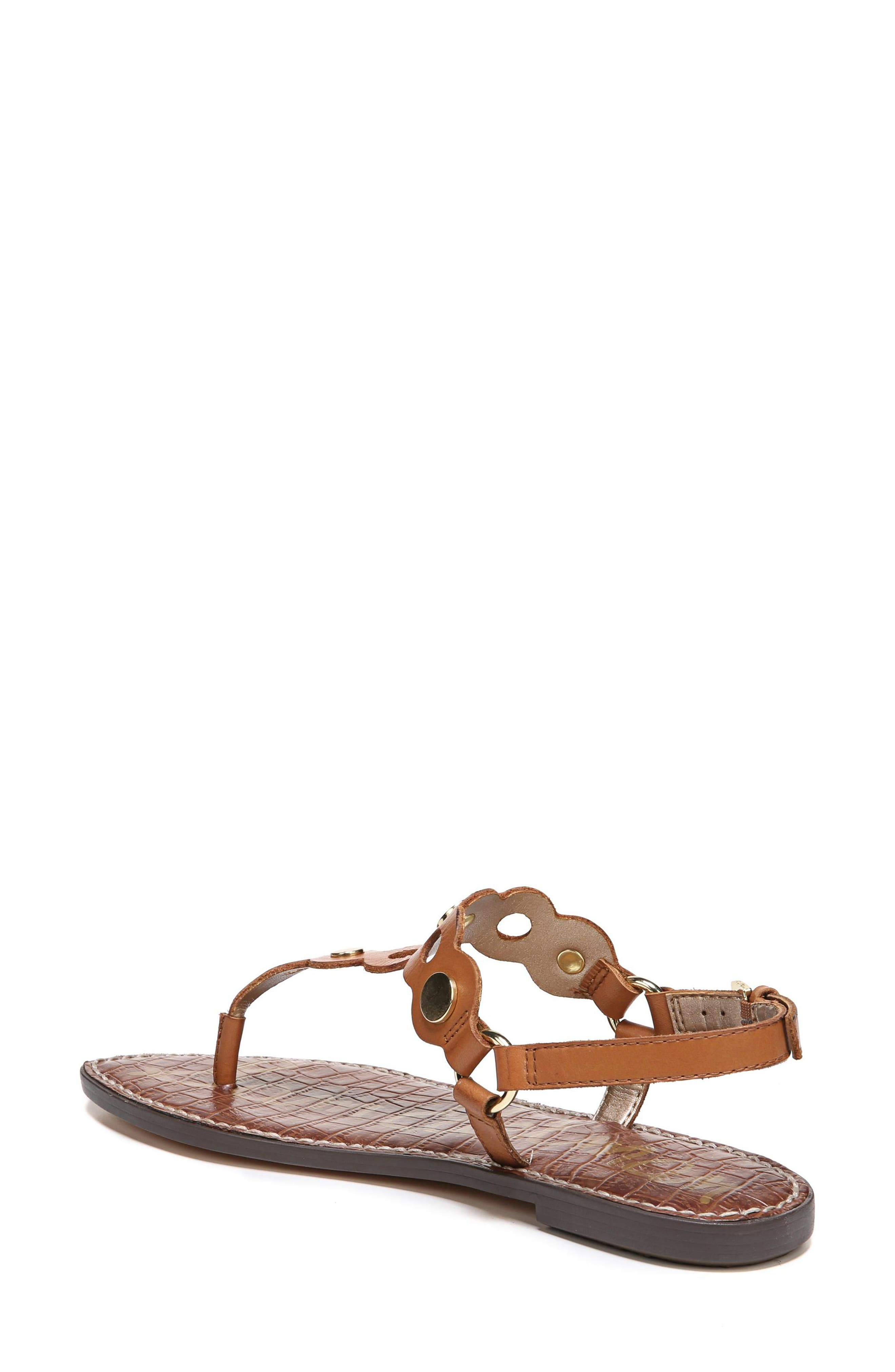 Gilly T-Strap Sandal,                             Alternate thumbnail 8, color,