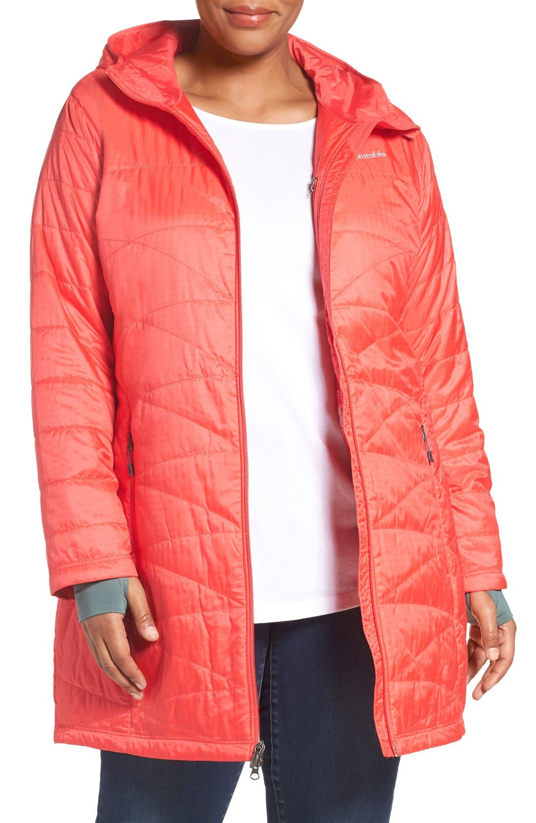 Mighty Lite Hooded Jacket,                             Main thumbnail 6, color,