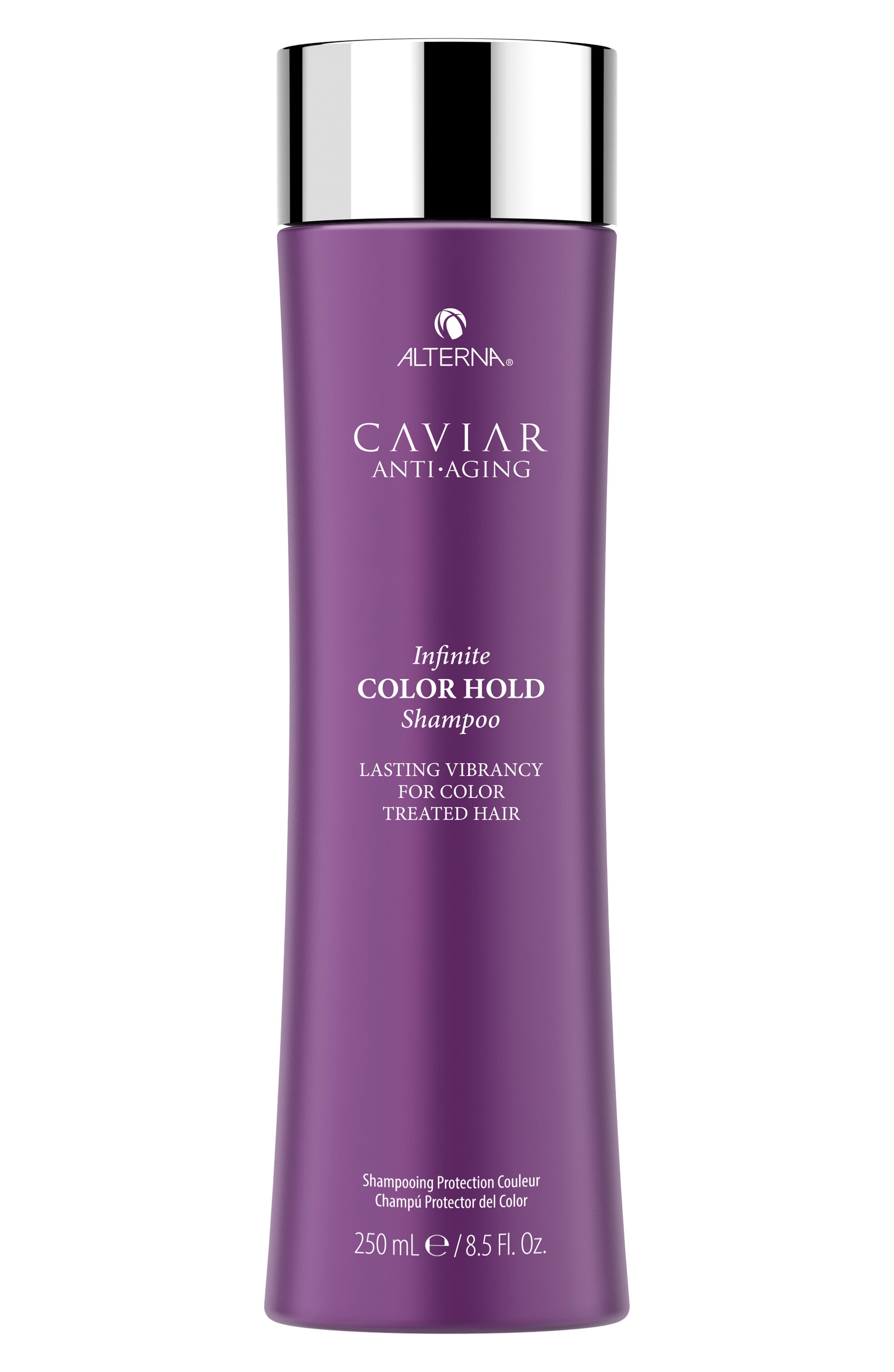 Caviar Anti-Aging Infinite Color Hold Shampoo,                             Main thumbnail 1, color,                             NO COLOR
