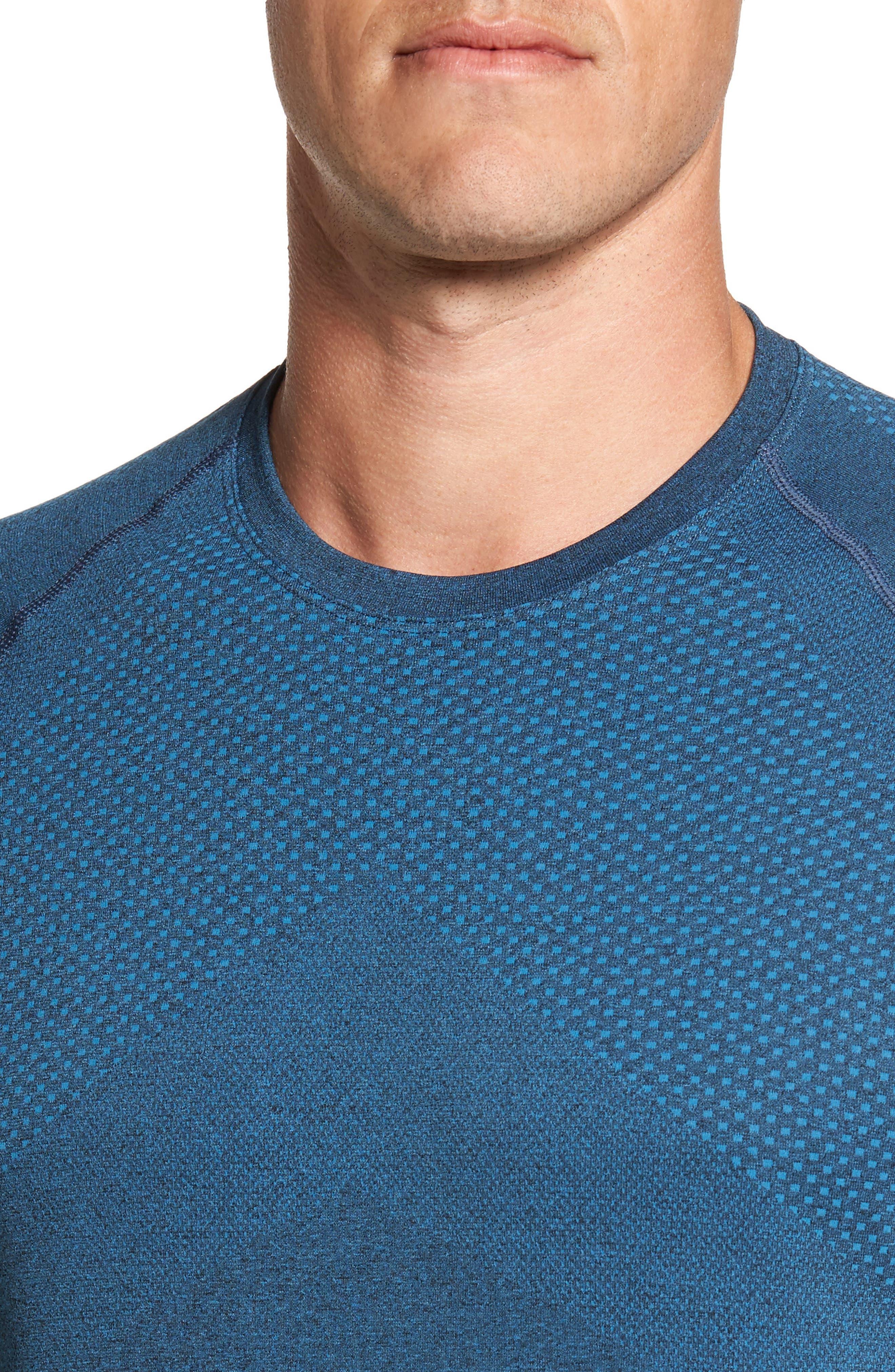 Zeolite Long Sleeve Performance T-Shirt,                             Alternate thumbnail 11, color,