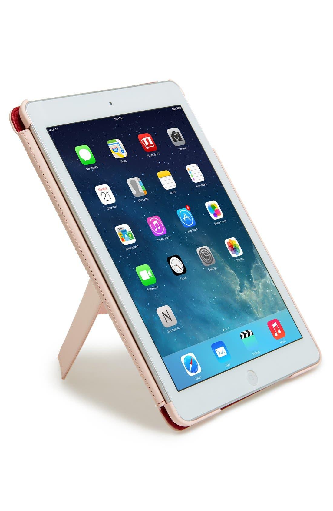 'speak of the devil' iPad Air case,                             Alternate thumbnail 3, color,                             600