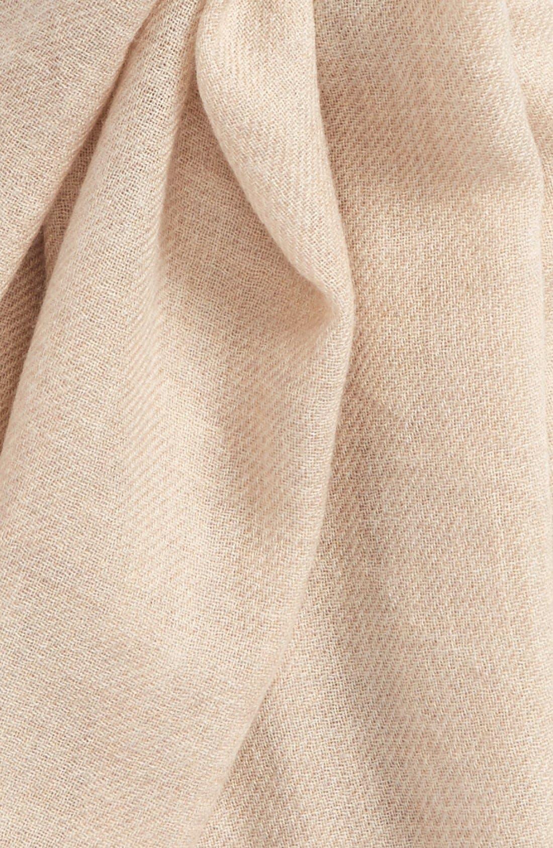 Wool & Cashmere Wrap,                             Alternate thumbnail 49, color,