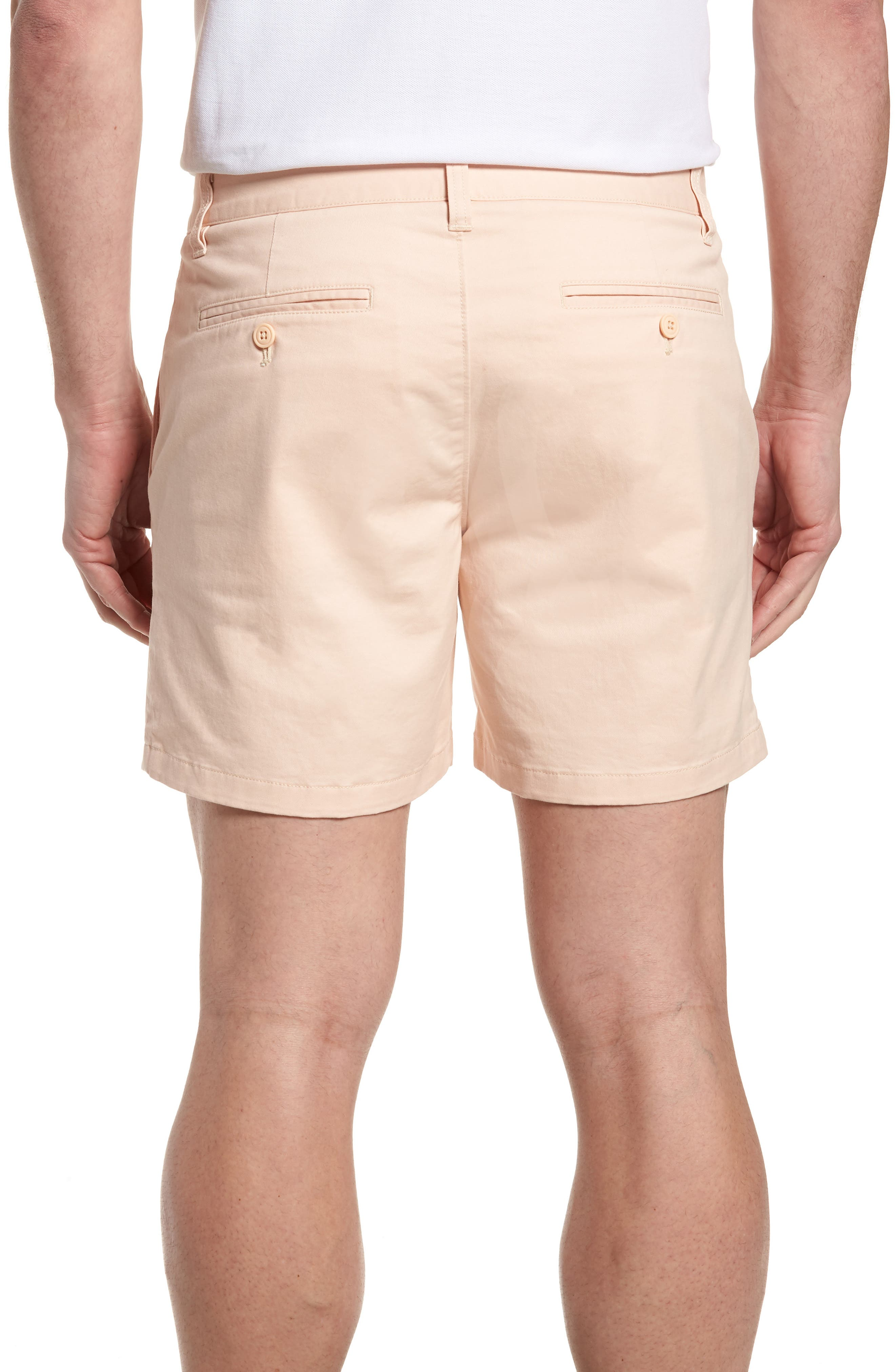 Stretch Washed Chino 5-Inch Shorts,                             Alternate thumbnail 47, color,