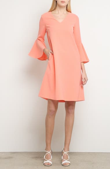 Holly Bell Sleeve Dress, video thumbnail