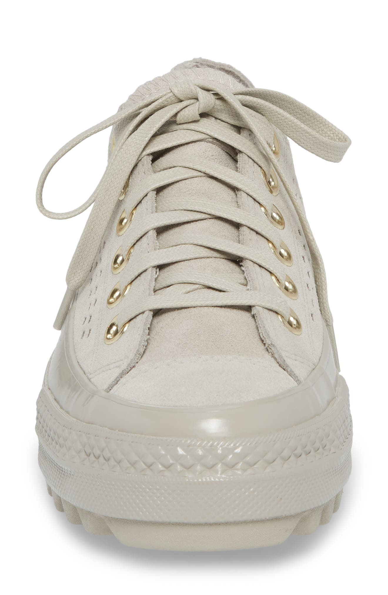 Chuck Taylor<sup>®</sup> All Star<sup>®</sup> Lift Ripple Sneaker,                             Alternate thumbnail 4, color,                             081