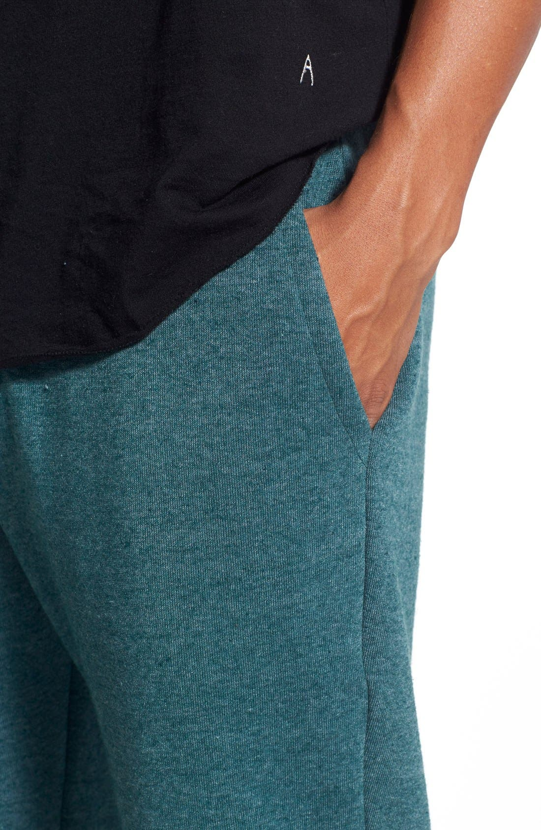 'Dodgeball' Eco Fleece Sweatpants,                             Alternate thumbnail 11, color,
