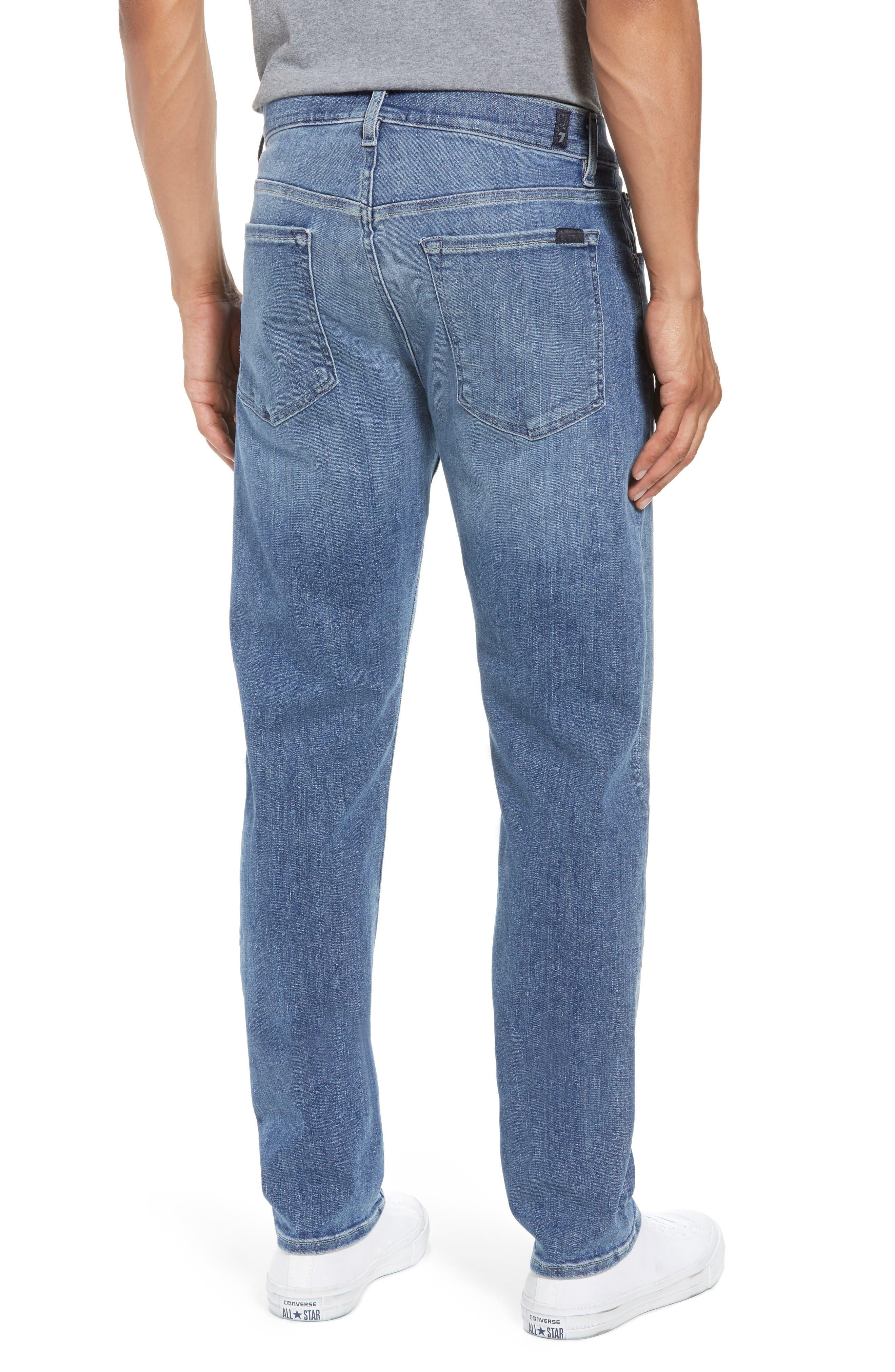 Adrien Slim Fit Jeans,                             Alternate thumbnail 2, color,                             VORTEX