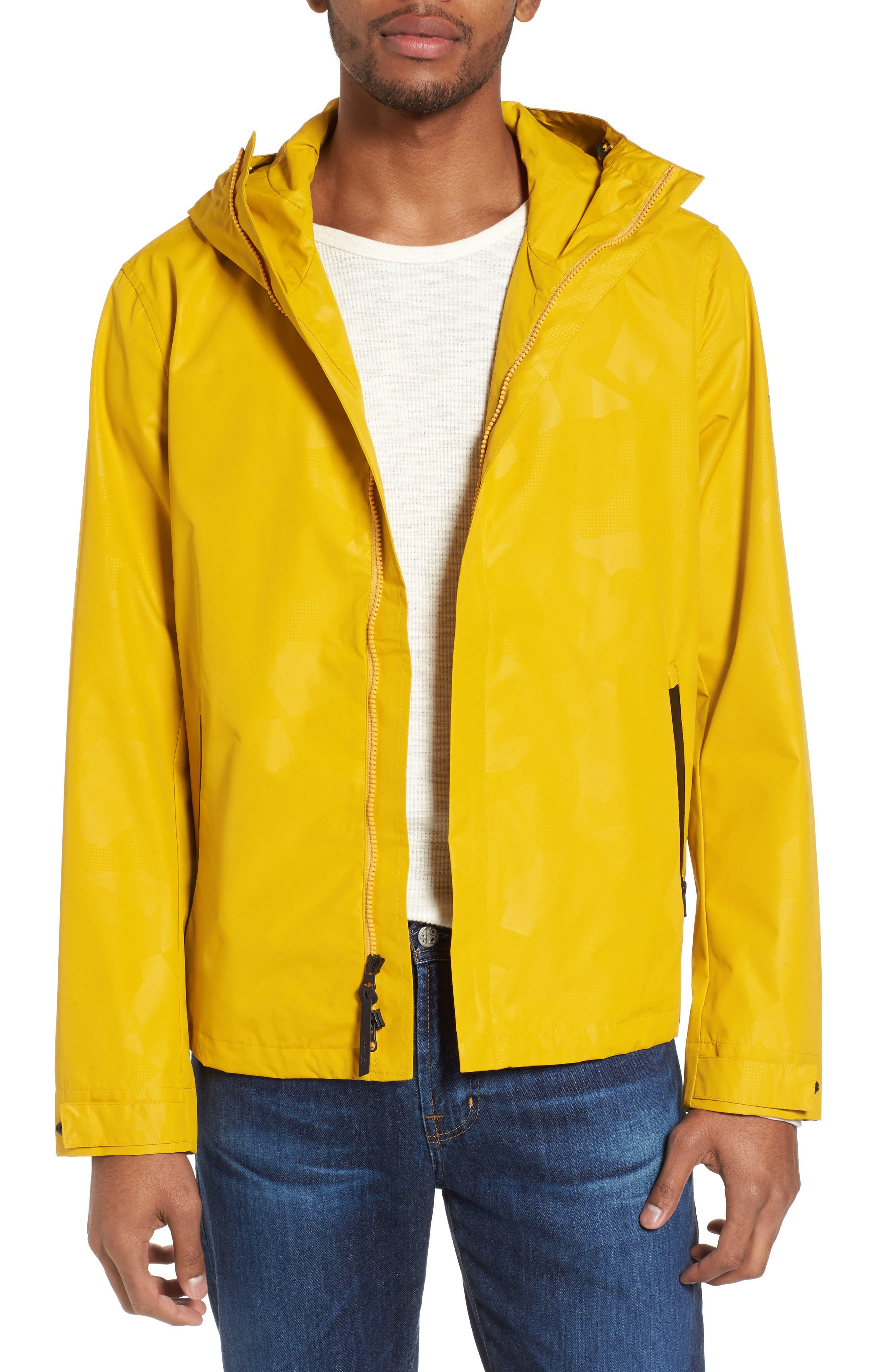 John Rich & Bros. Atlantic Camo Hooded Jacket,                             Main thumbnail 3, color,