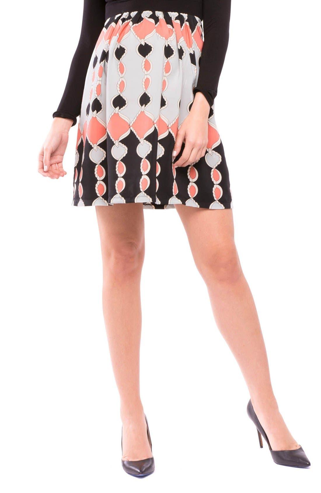 Lexi Print Maternity Dress,                         Main,                         color, 001