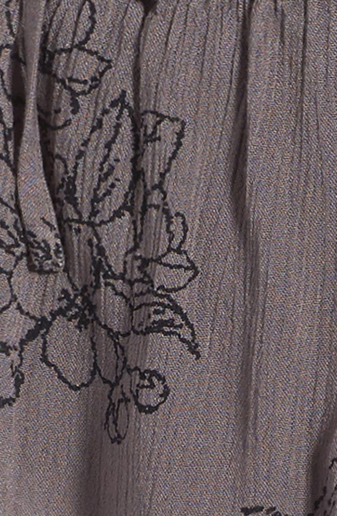 Starla Woven Dress,                             Alternate thumbnail 3, color,                             020