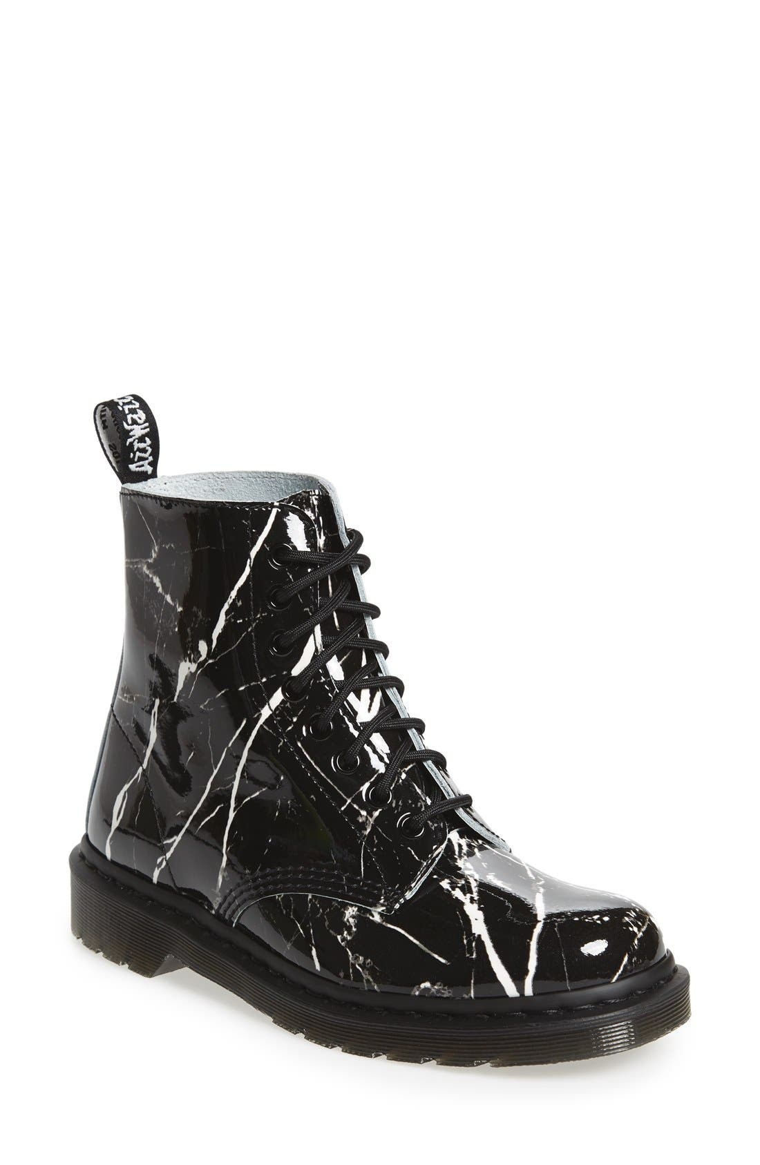 'Pascal Marble' Boot, Main, color, 071