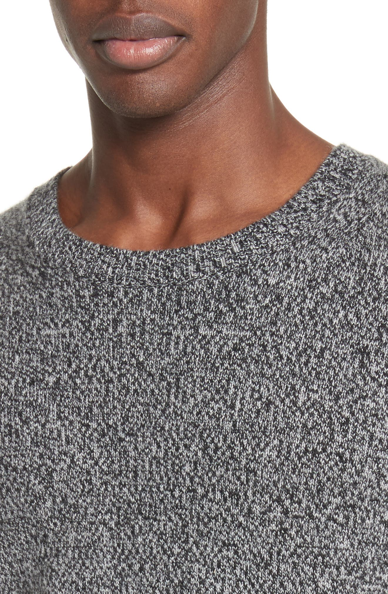Holdon Cashmere Sweater,                             Alternate thumbnail 4, color,                             001