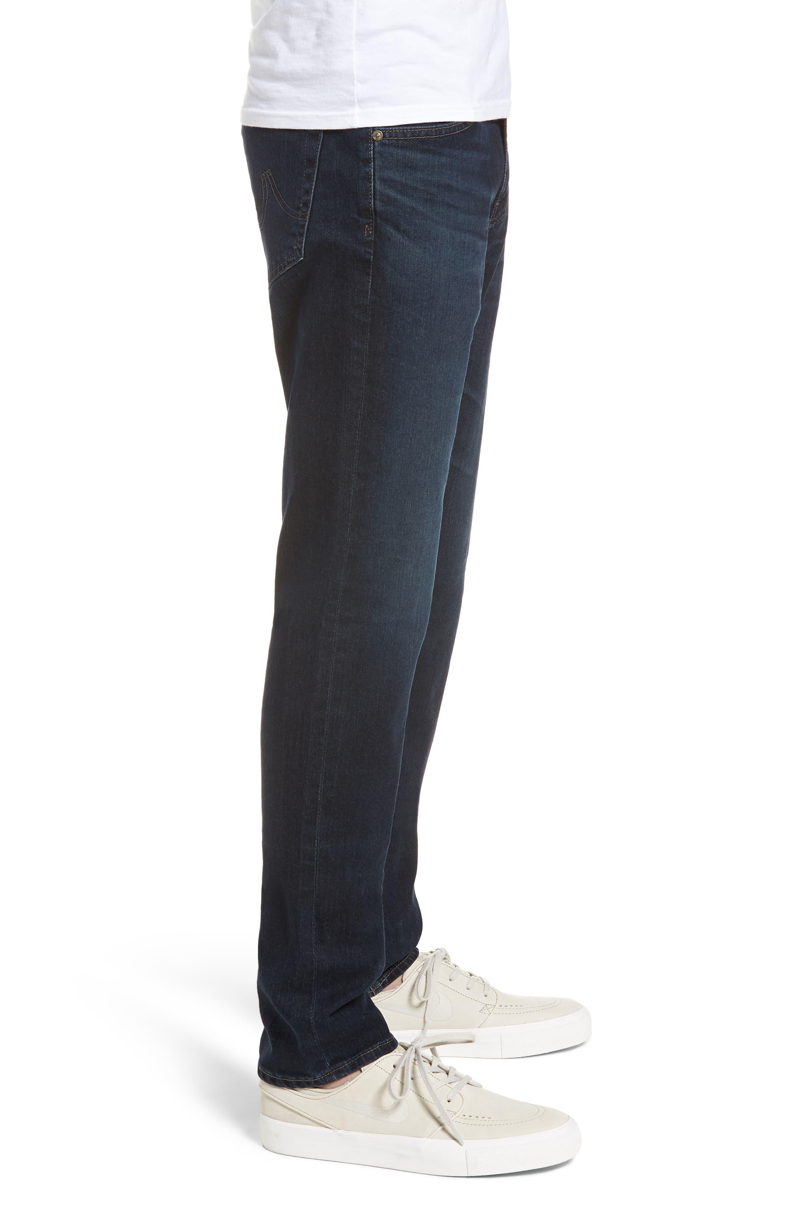 Dylan Skinny Fit Jeans,                             Alternate thumbnail 3, color,                             493