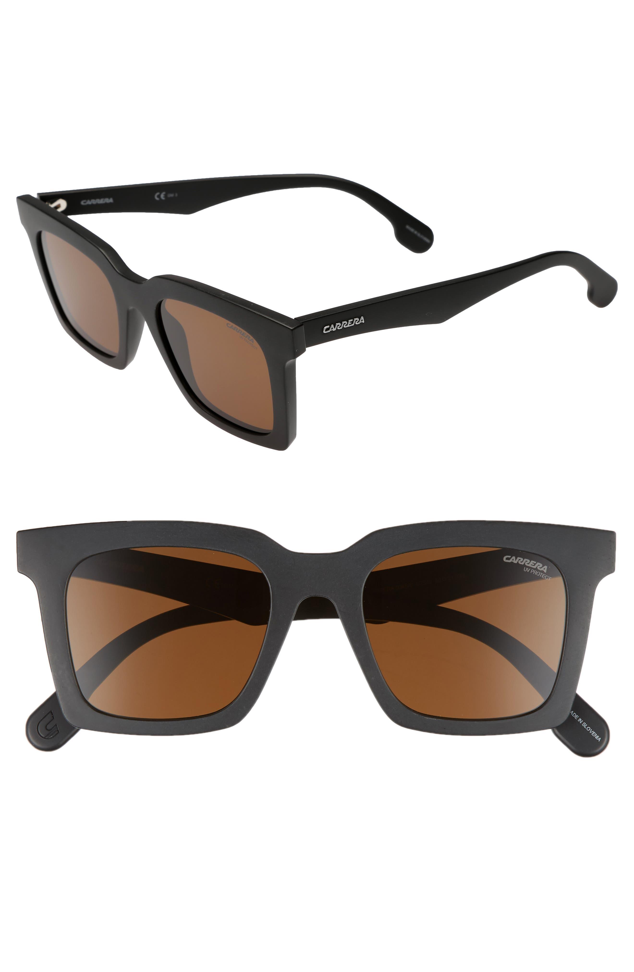 5045S 50mm Sunglasses,                         Main,                         color, 001