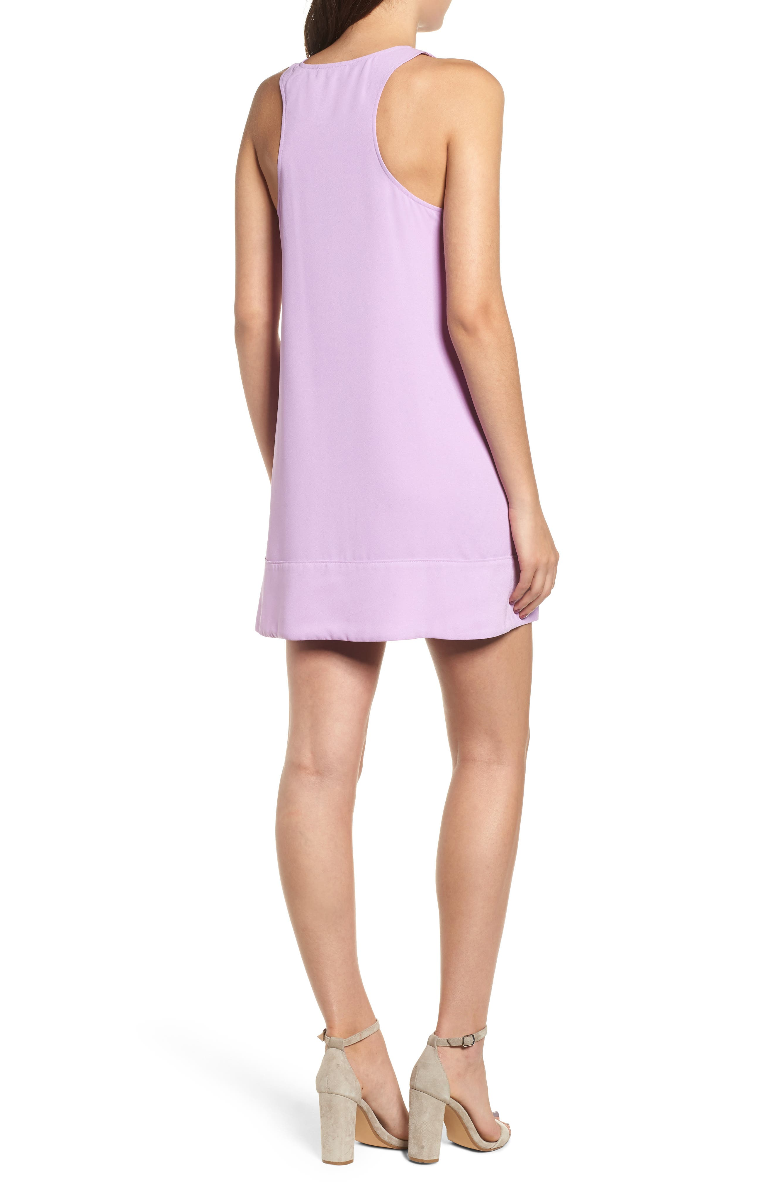 Racerback Shift Dress,                             Alternate thumbnail 59, color,