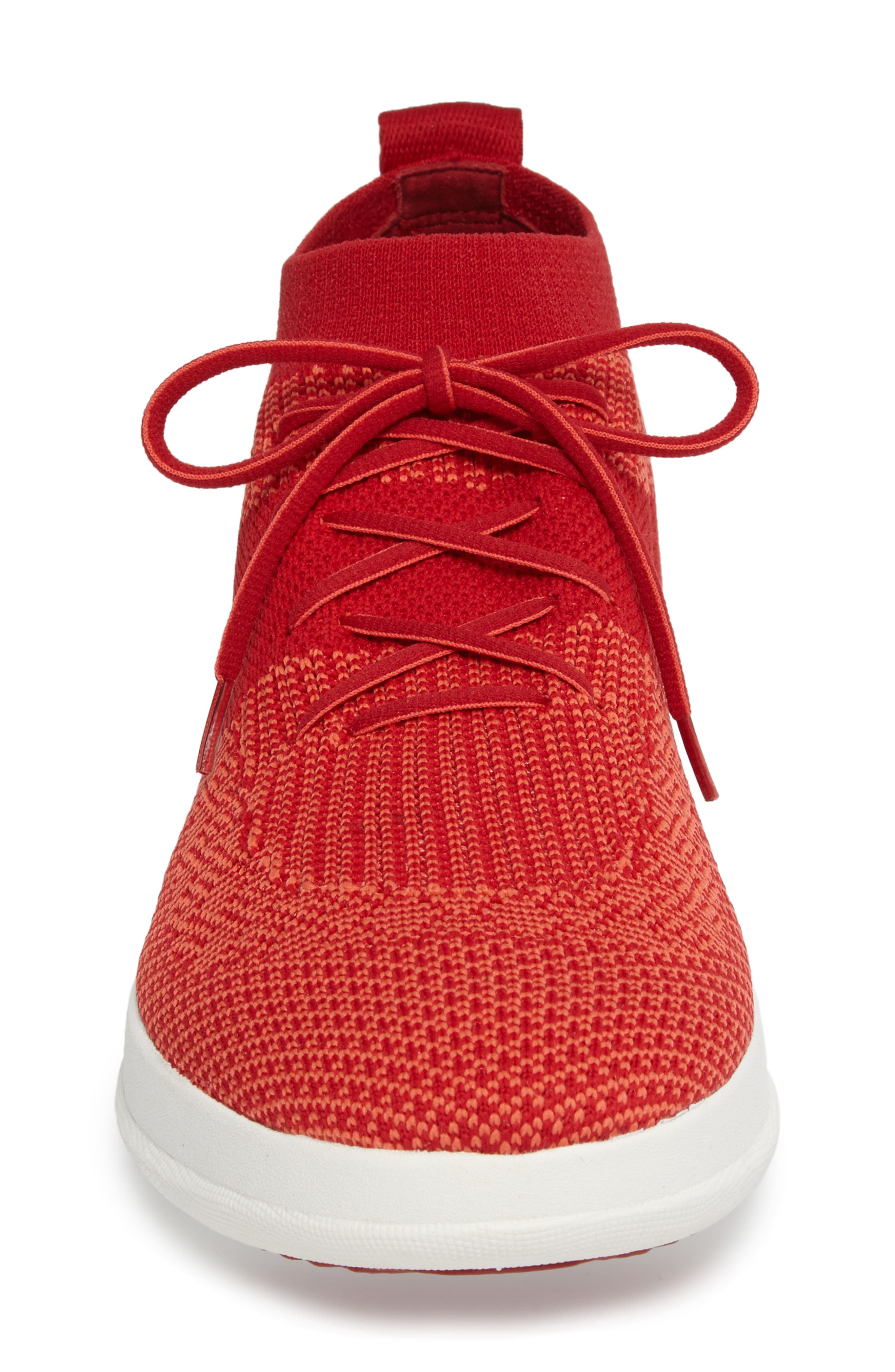 Überknit High Top Sneaker,                             Alternate thumbnail 22, color,