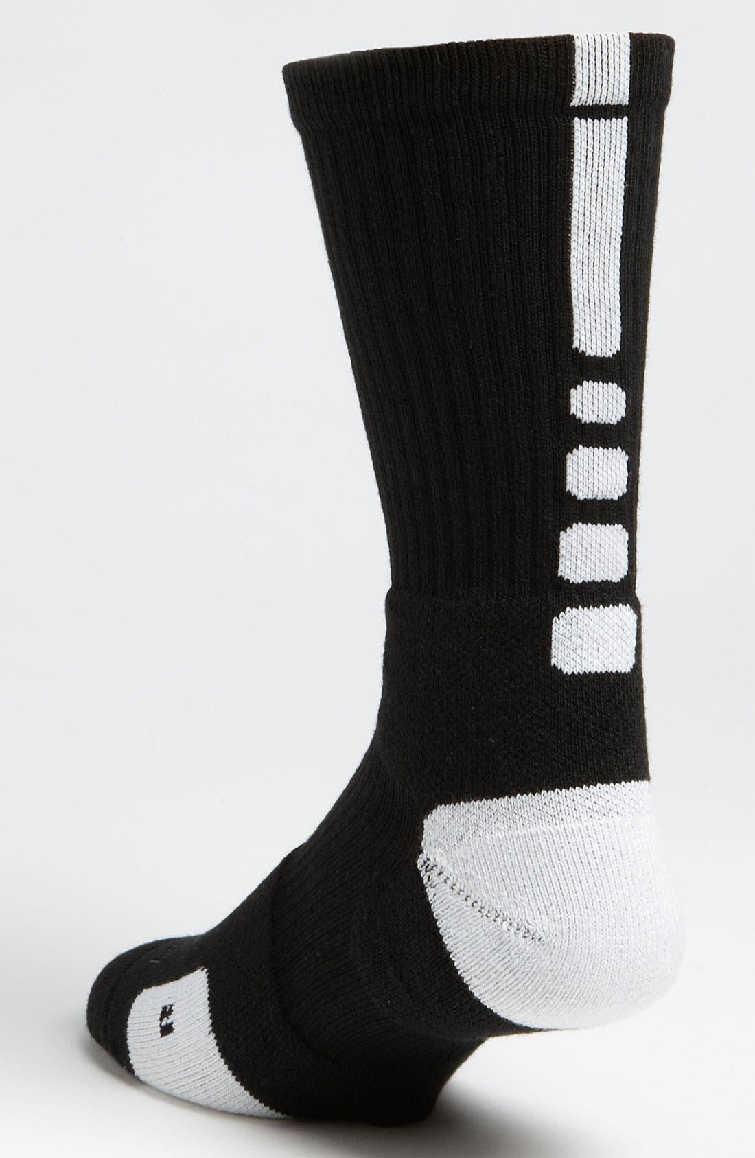 'Elite Basketball' Crew Socks,                             Alternate thumbnail 35, color,
