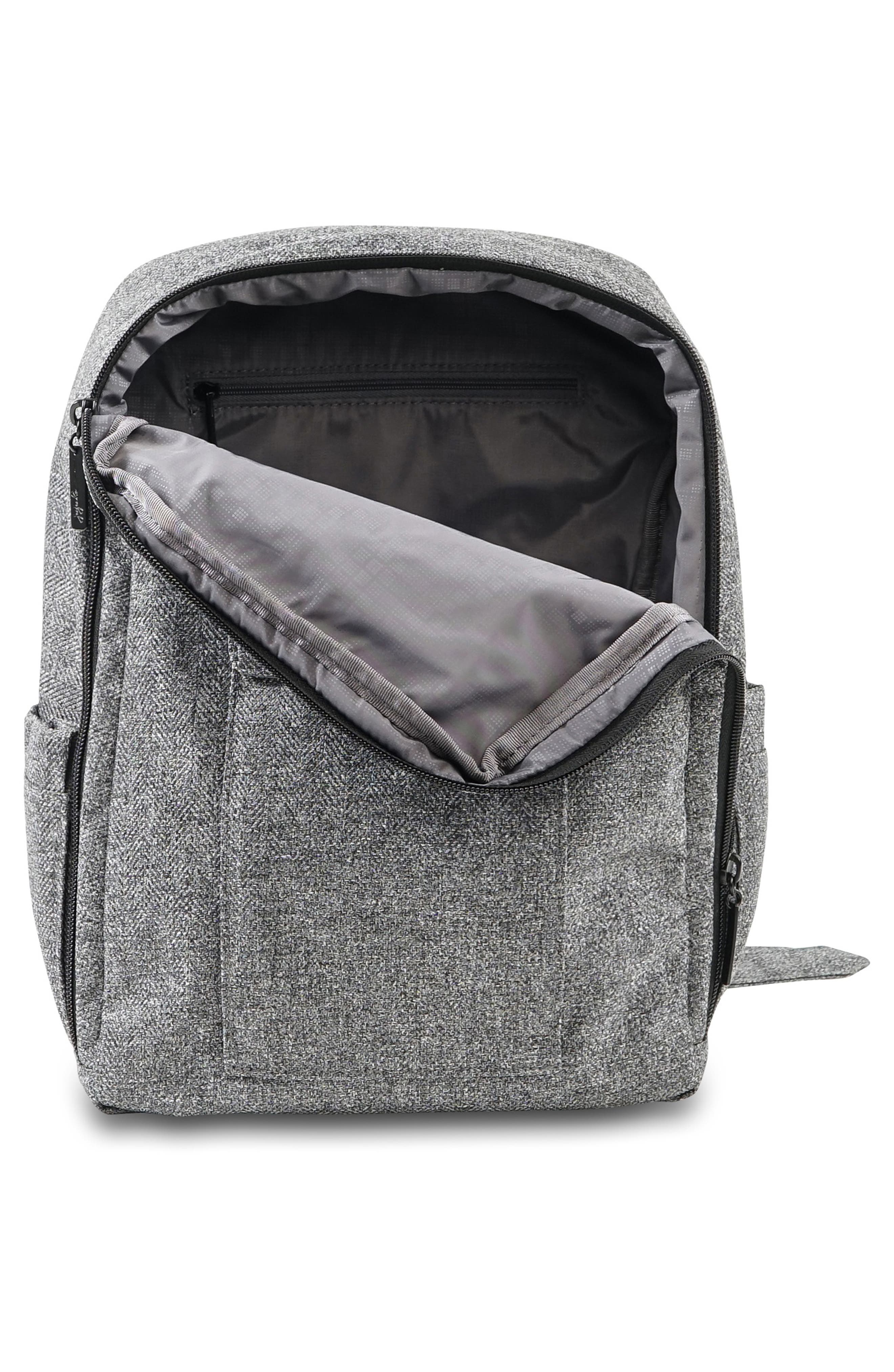 'Mini Be - Onyx Collection' Backpack,                             Alternate thumbnail 3, color,                             GRAY MATTER