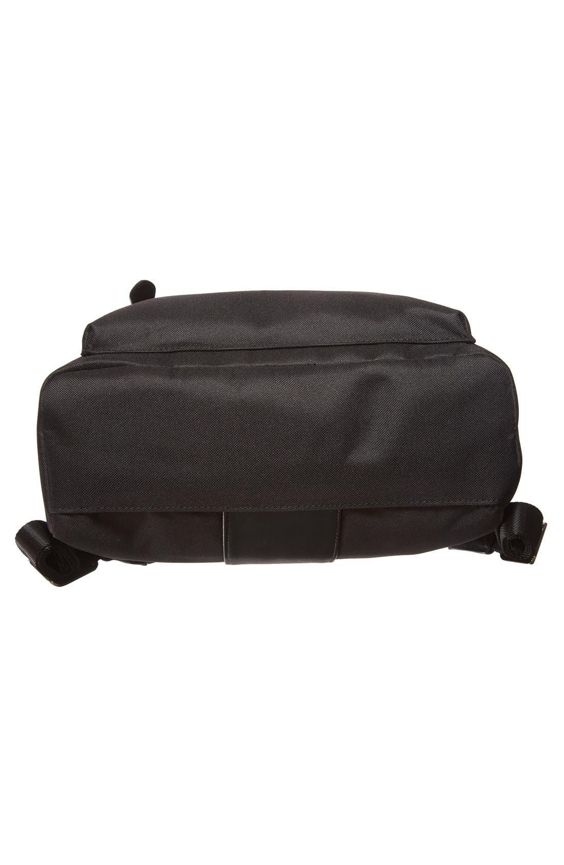 'Seata' Nylon Backpack,                             Alternate thumbnail 3, color,                             001