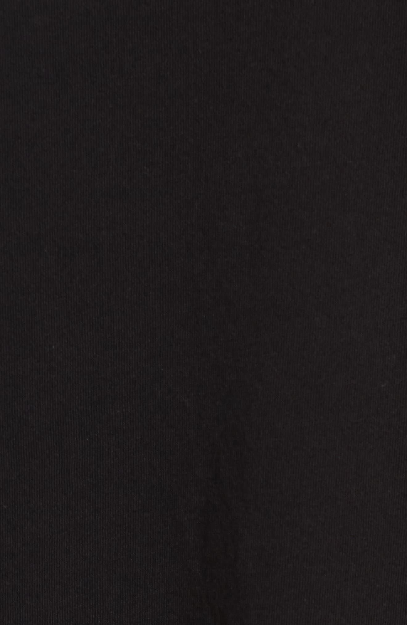 Emerson Pocket Tee,                             Alternate thumbnail 5, color,                             TRUE BLACK