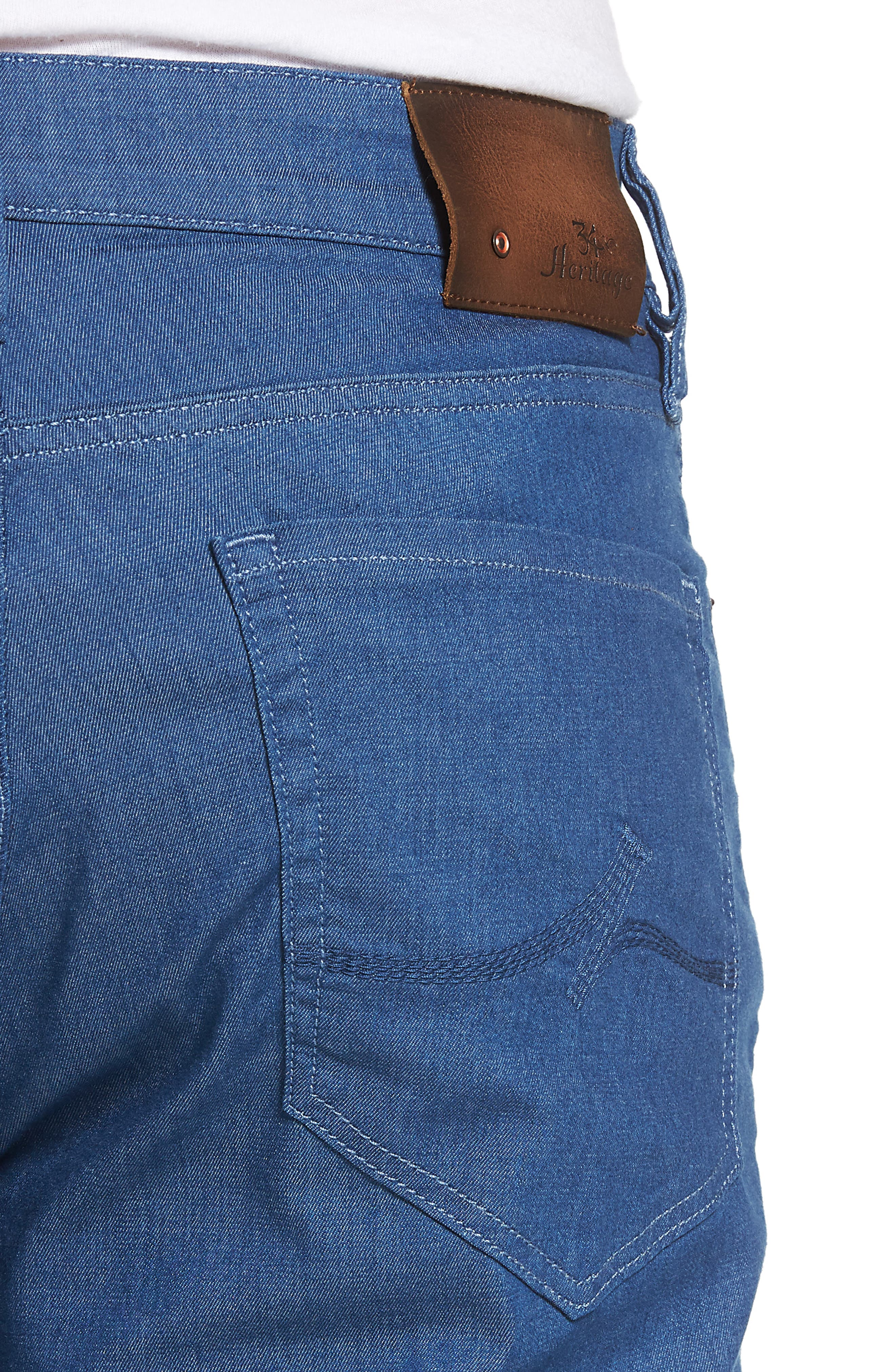 Charisma Relaxed Fit Jeans,                             Alternate thumbnail 4, color,                             420
