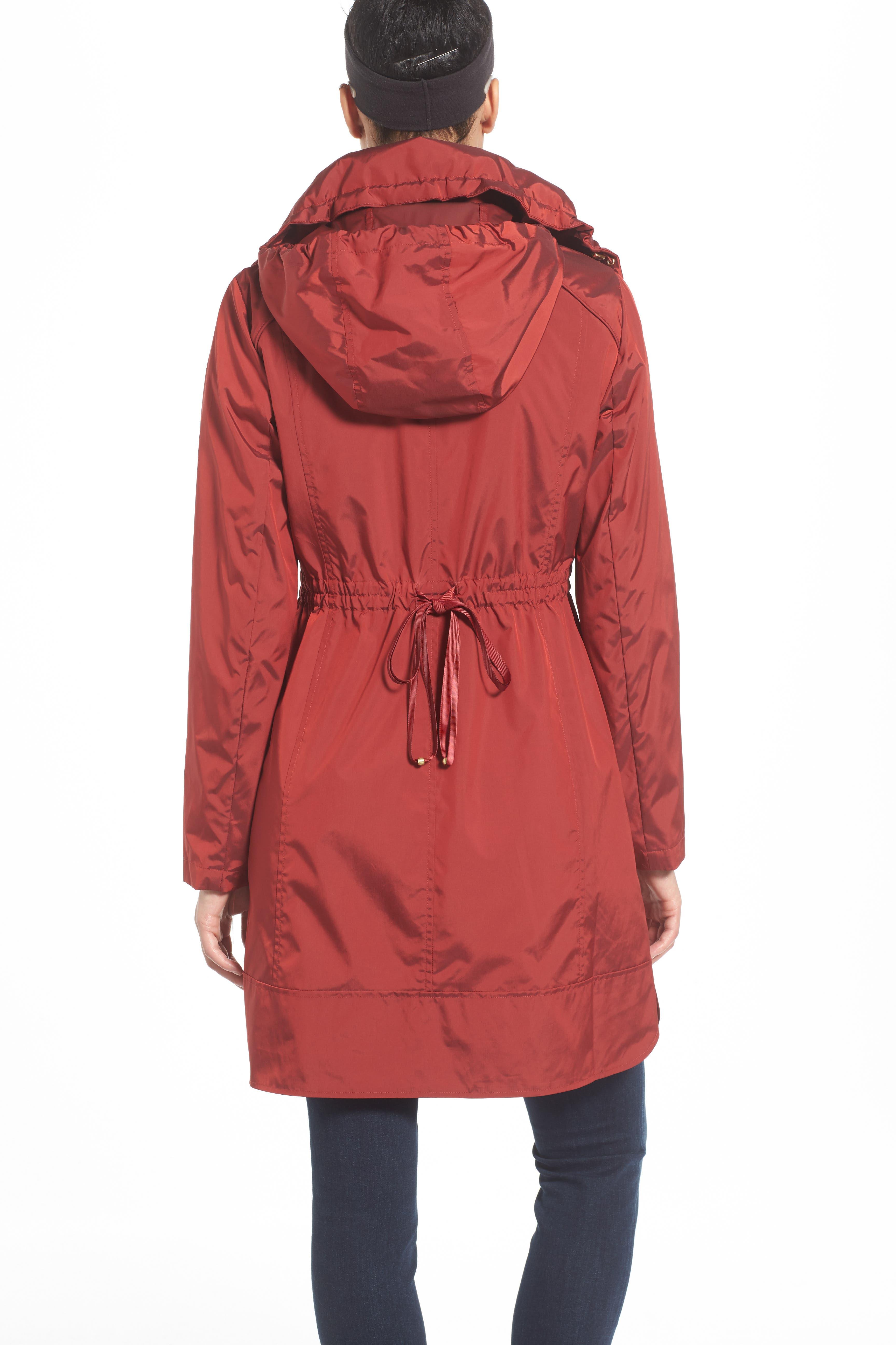 Packable Rain Jacket,                             Alternate thumbnail 6, color,                             639