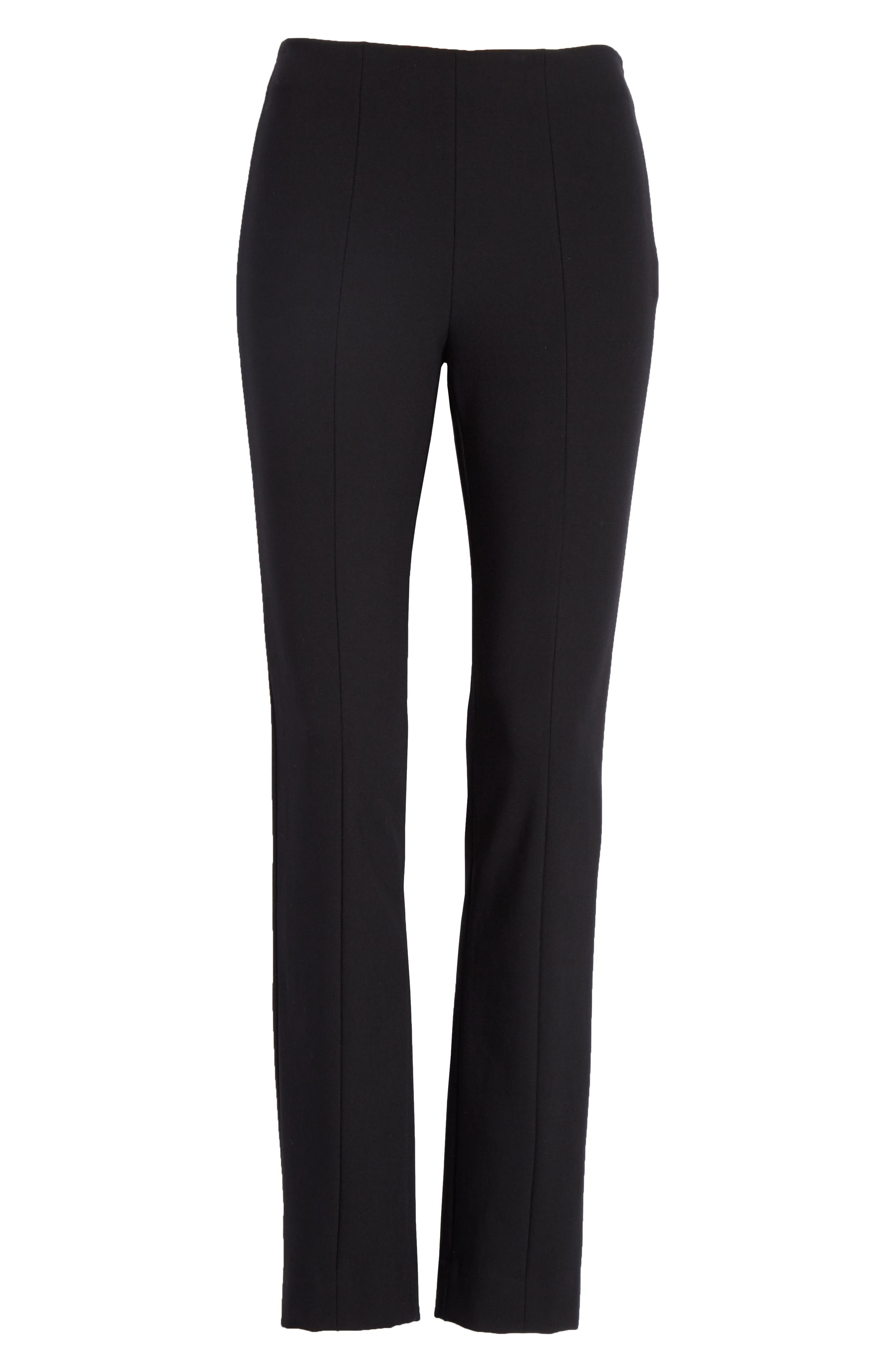 High Waist Leggings,                             Alternate thumbnail 6, color,                             001