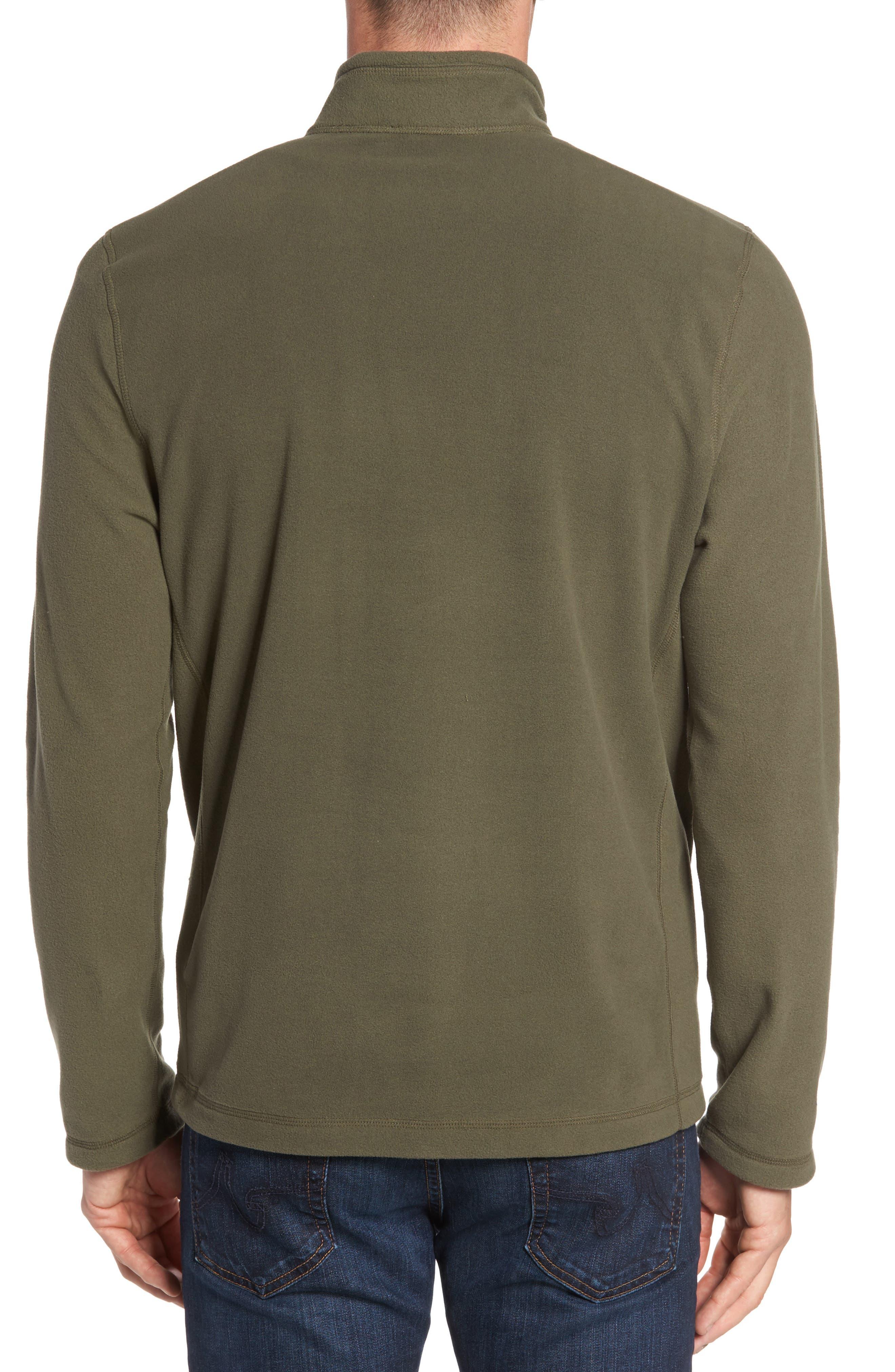 'TKA 100 Glacier' Quarter Zip Fleece Pullover,                             Alternate thumbnail 51, color,