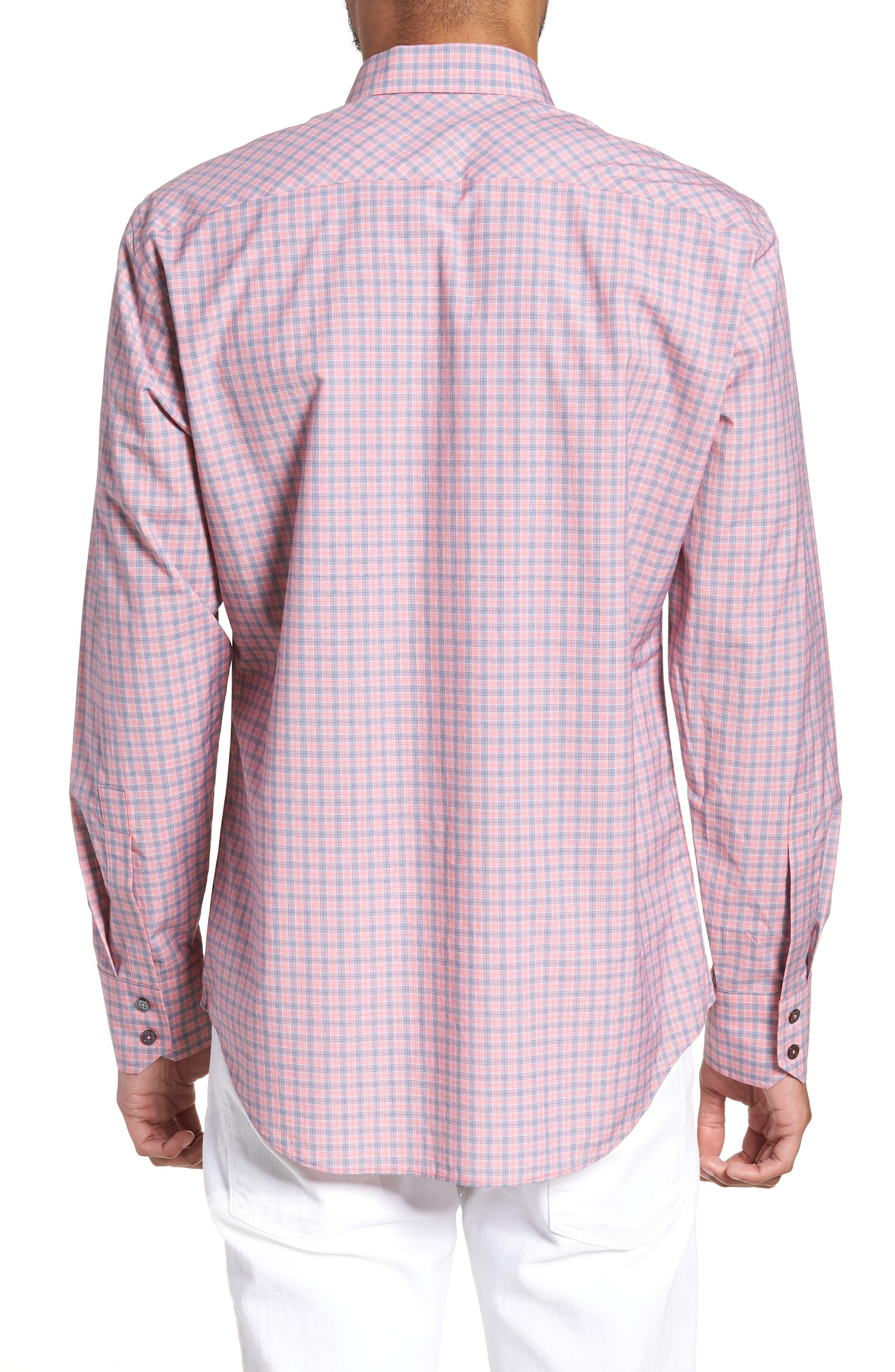 Sherif Regular Fit Sport Shirt,                             Alternate thumbnail 2, color,