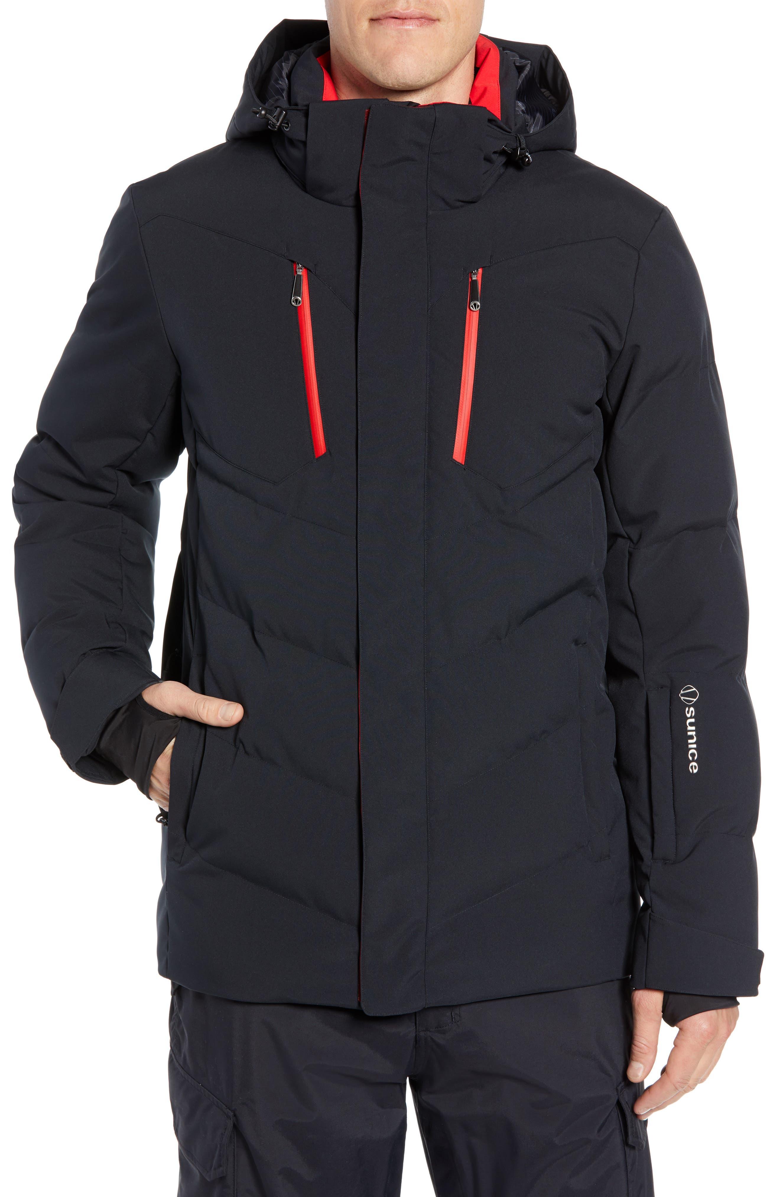 Boulder Waterproof Jacket,                             Main thumbnail 1, color,                             001
