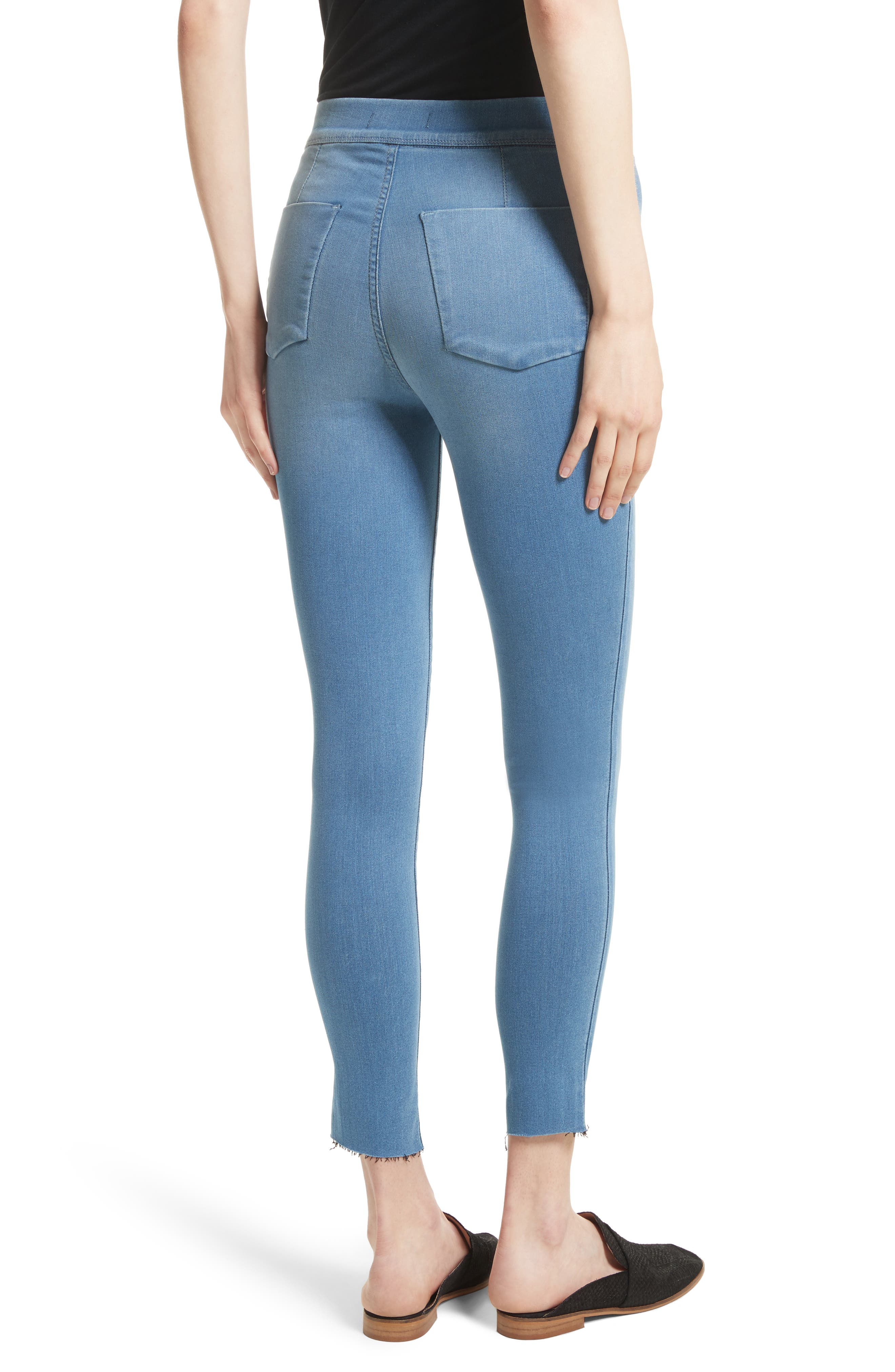 FREE PEOPLE,                             We the Free by Free People Easy Goes It Leggings,                             Alternate thumbnail 2, color,                             456