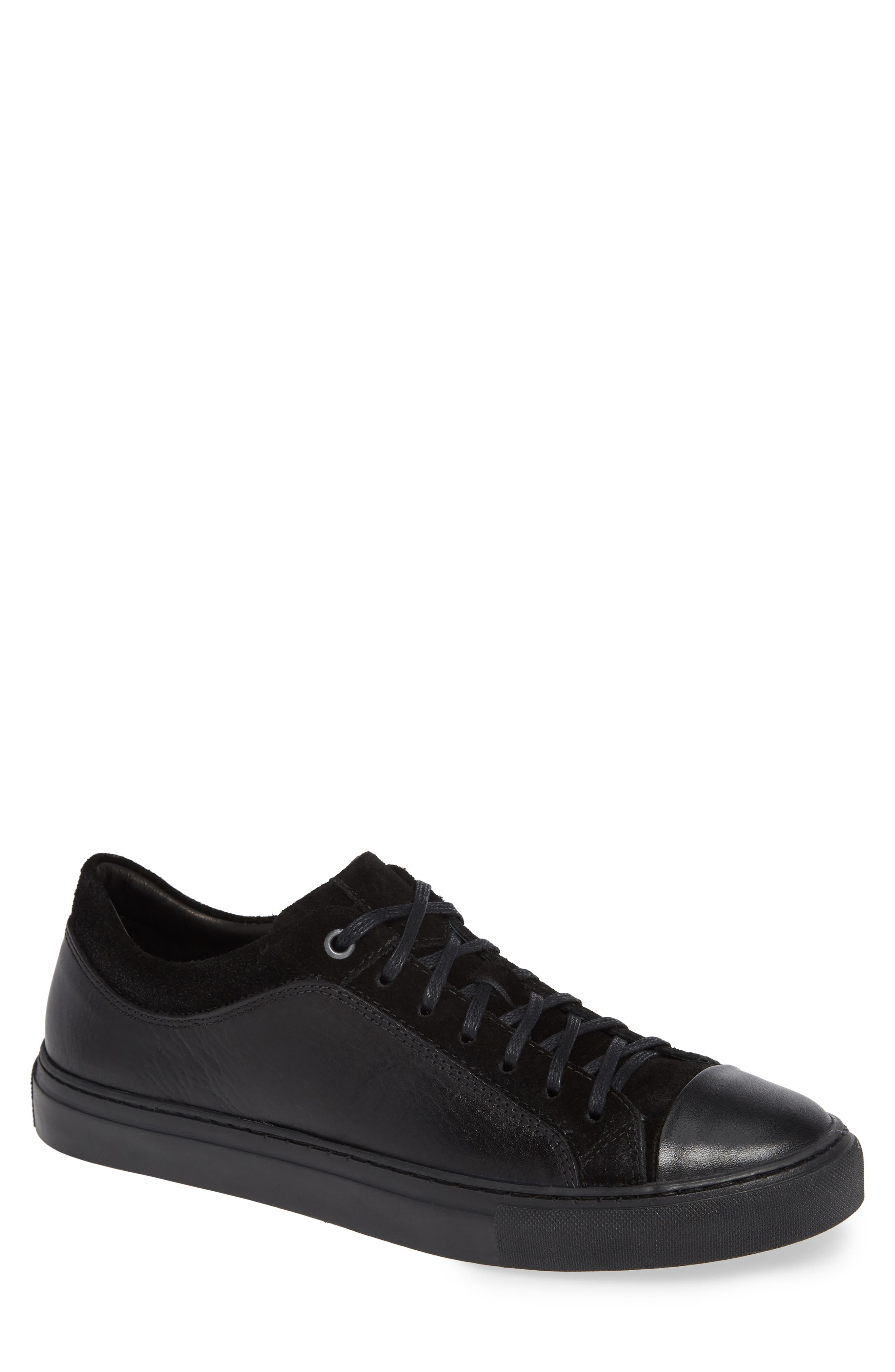 Berkeley Sneaker,                         Main,                         color, BLACK