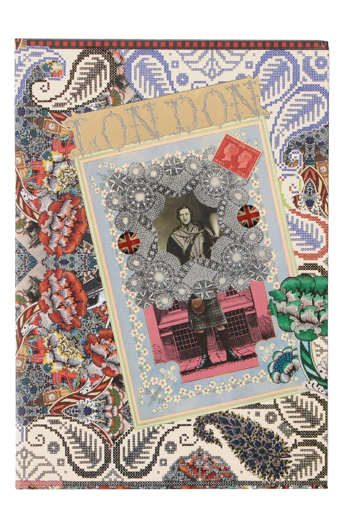 x Christian Lacroix London Journal,                             Main thumbnail 1, color,                             001