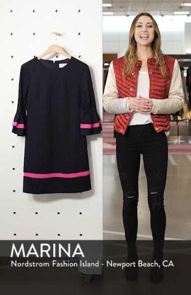 Bell Sleeve Shift Dress, sales video thumbnail