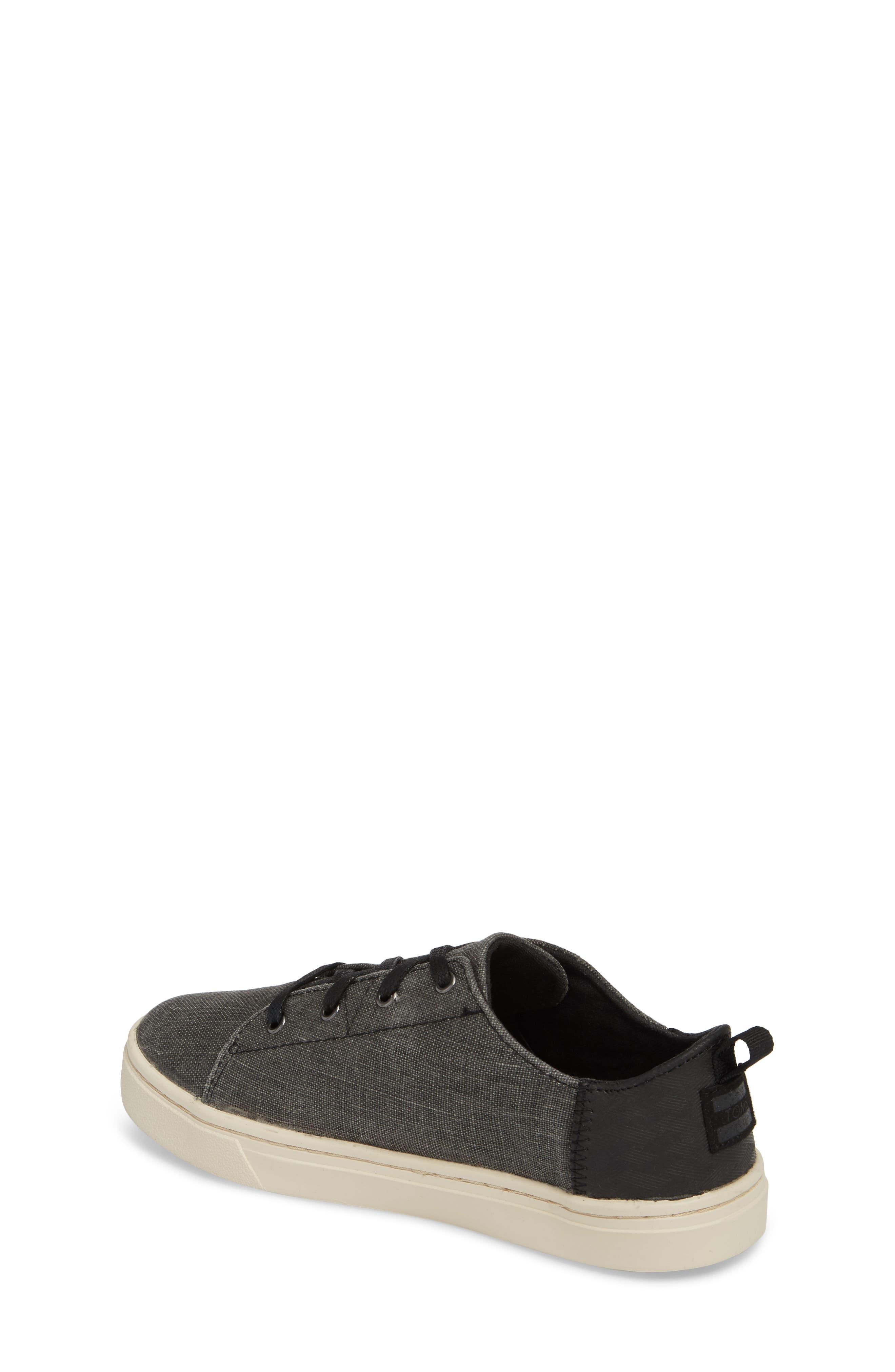 TOMS,                             Lenny Sneaker,                             Alternate thumbnail 2, color,                             001