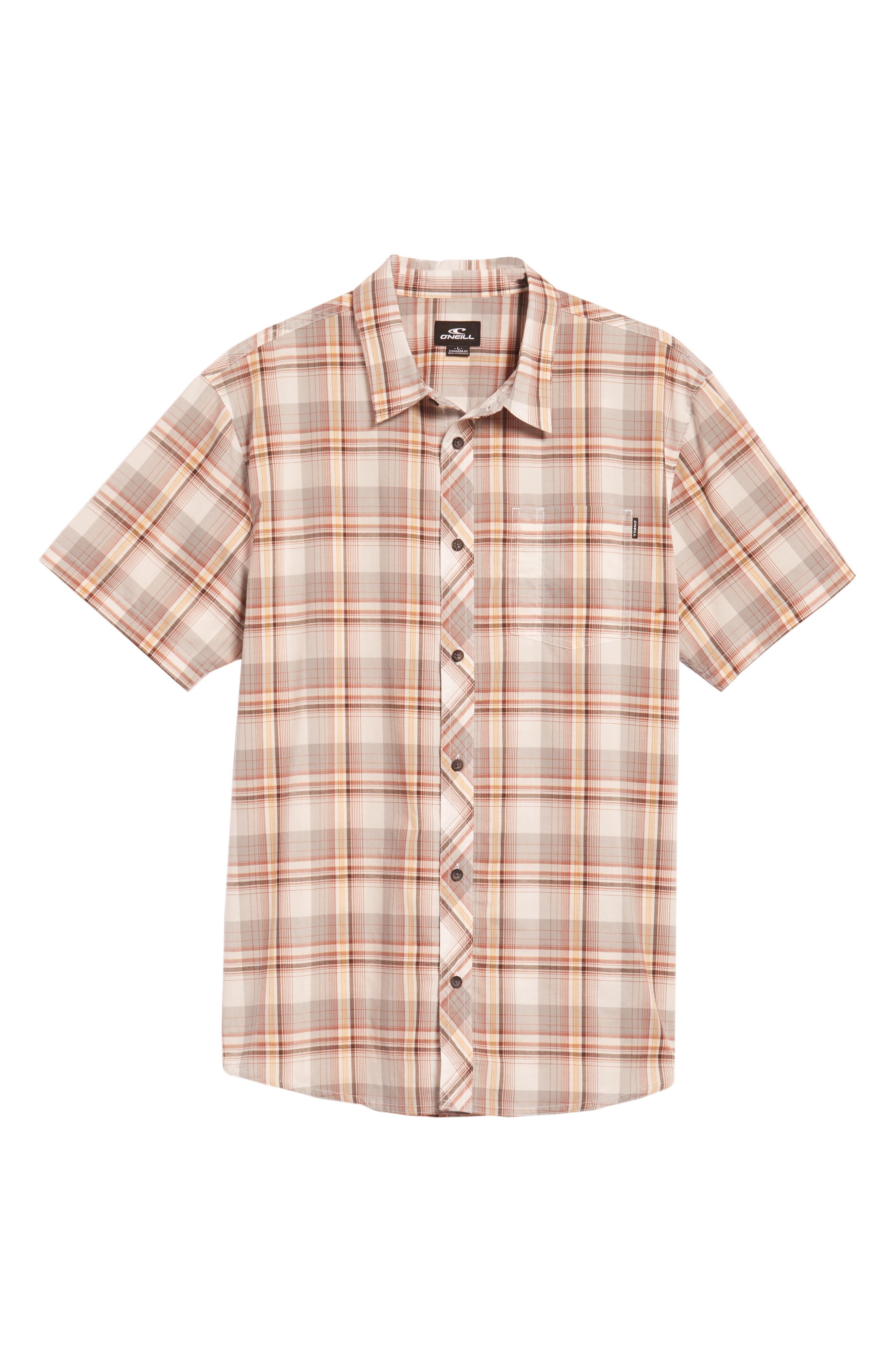 Gentry Short Sleeve Shirt,                             Alternate thumbnail 17, color,