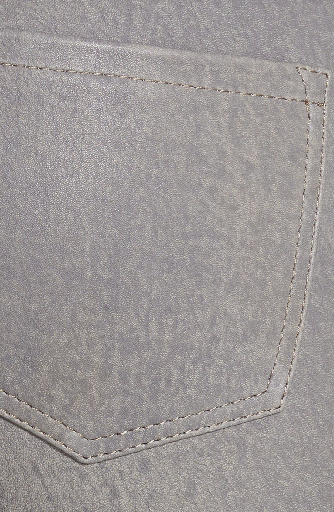 '8001' Lambskin Leather Pants,                             Alternate thumbnail 54, color,