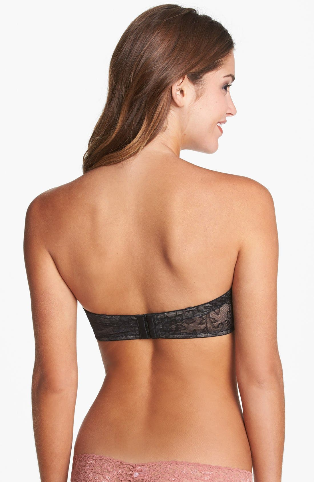 'Calais' Strapless Bra,                             Alternate thumbnail 2, color,                             005