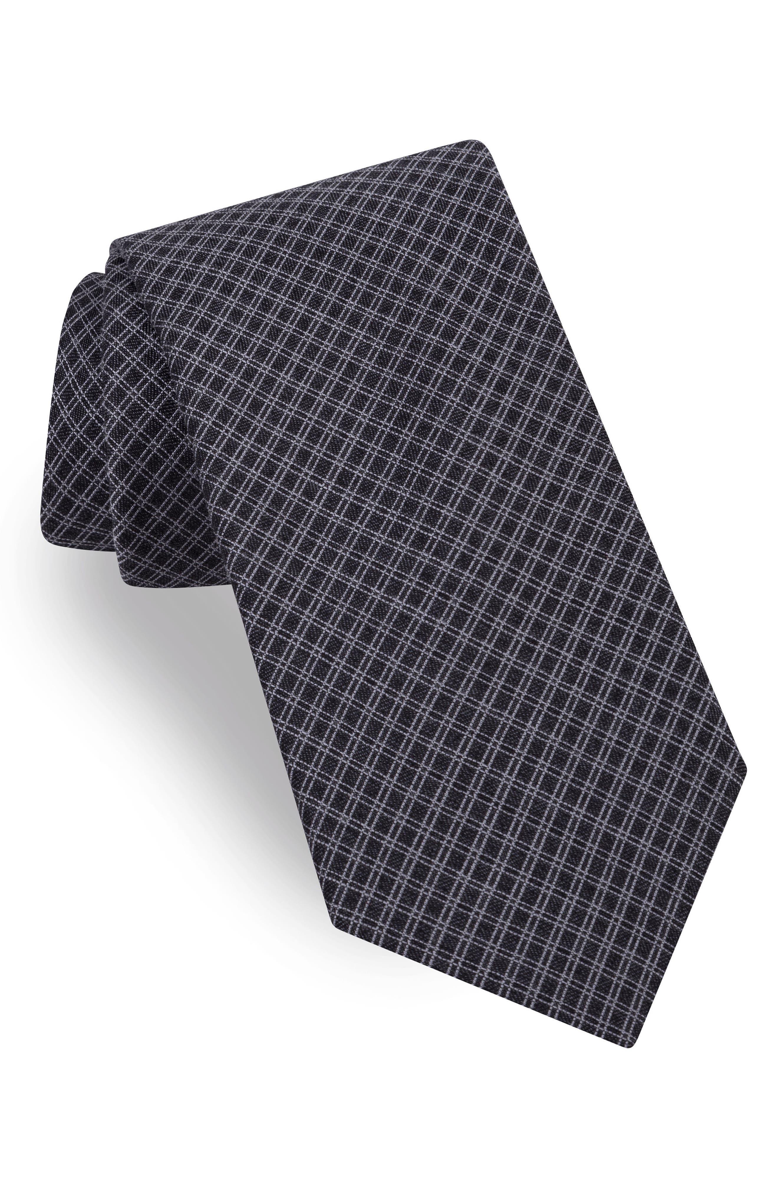 West End Wardrobe Silk Tie,                             Main thumbnail 2, color,