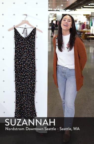 Rowland Midi Dress, sales video thumbnail