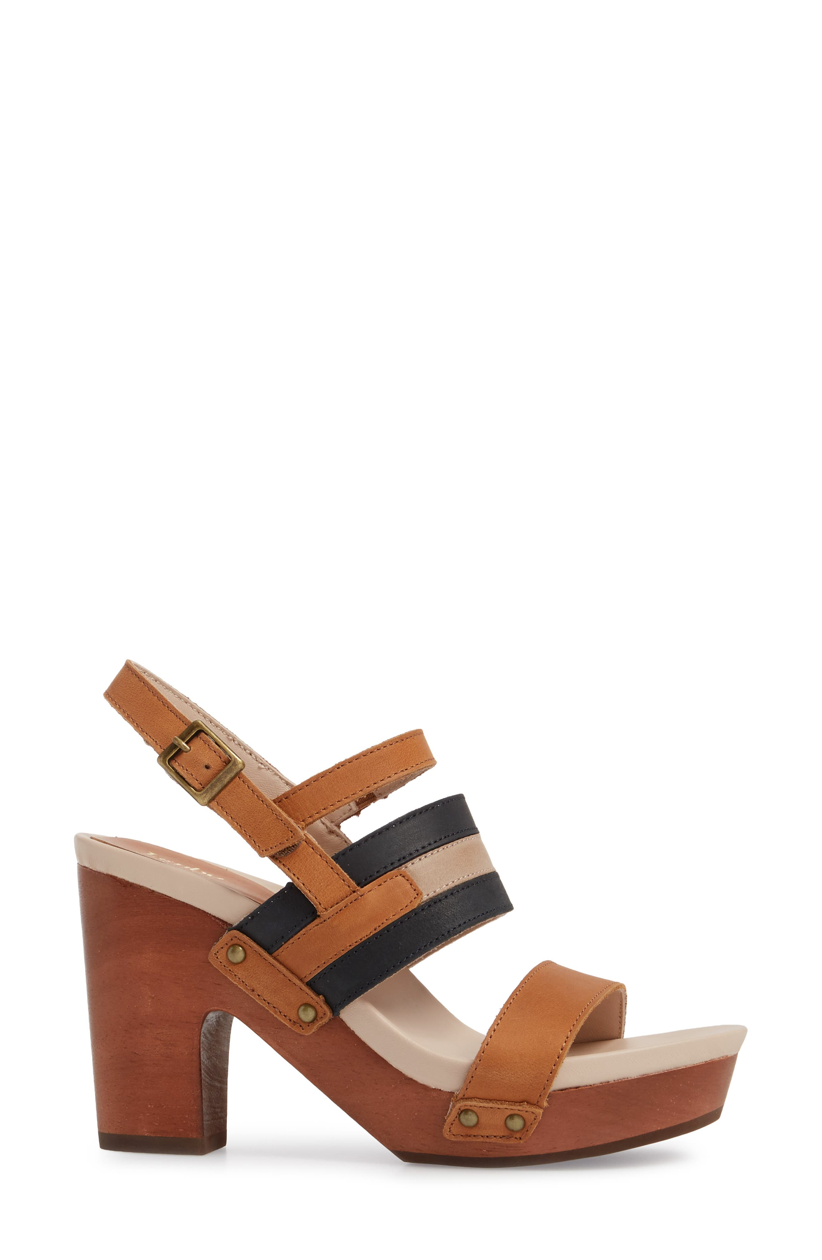 Viola Platform Sandal,                             Alternate thumbnail 3, color,                             200
