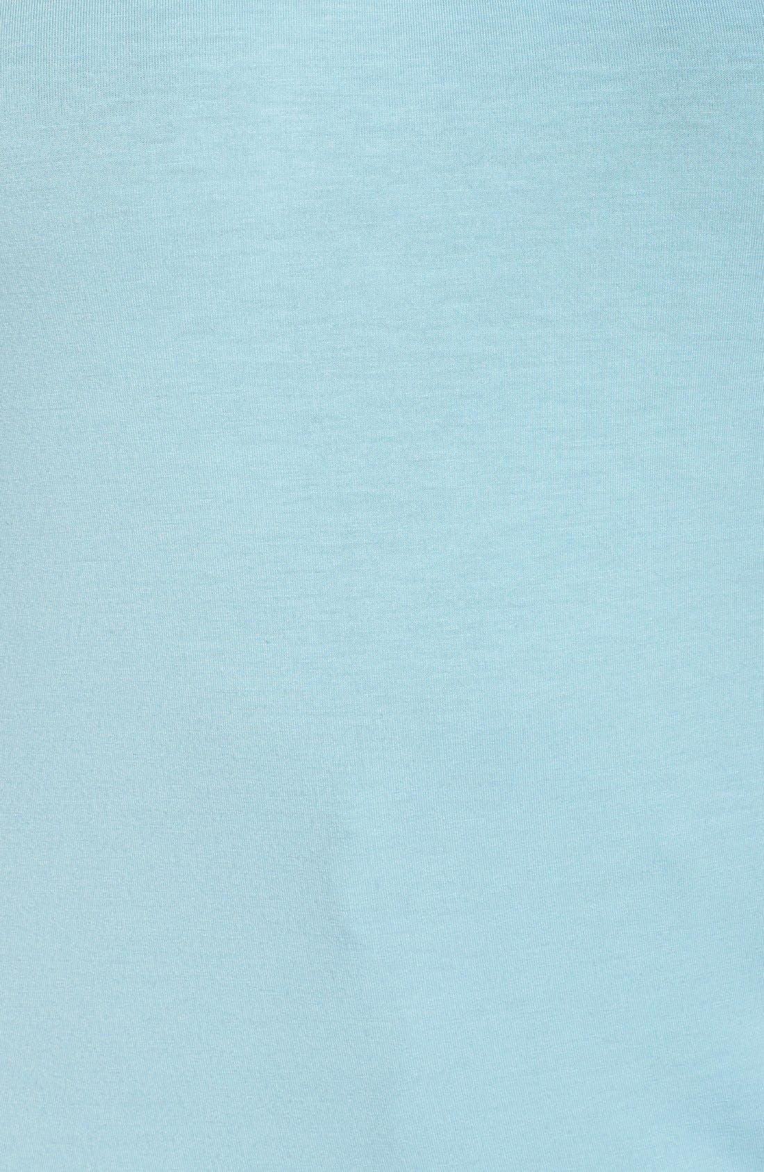 Sweetheart Neck Long Sleeve Tee,                             Alternate thumbnail 35, color,