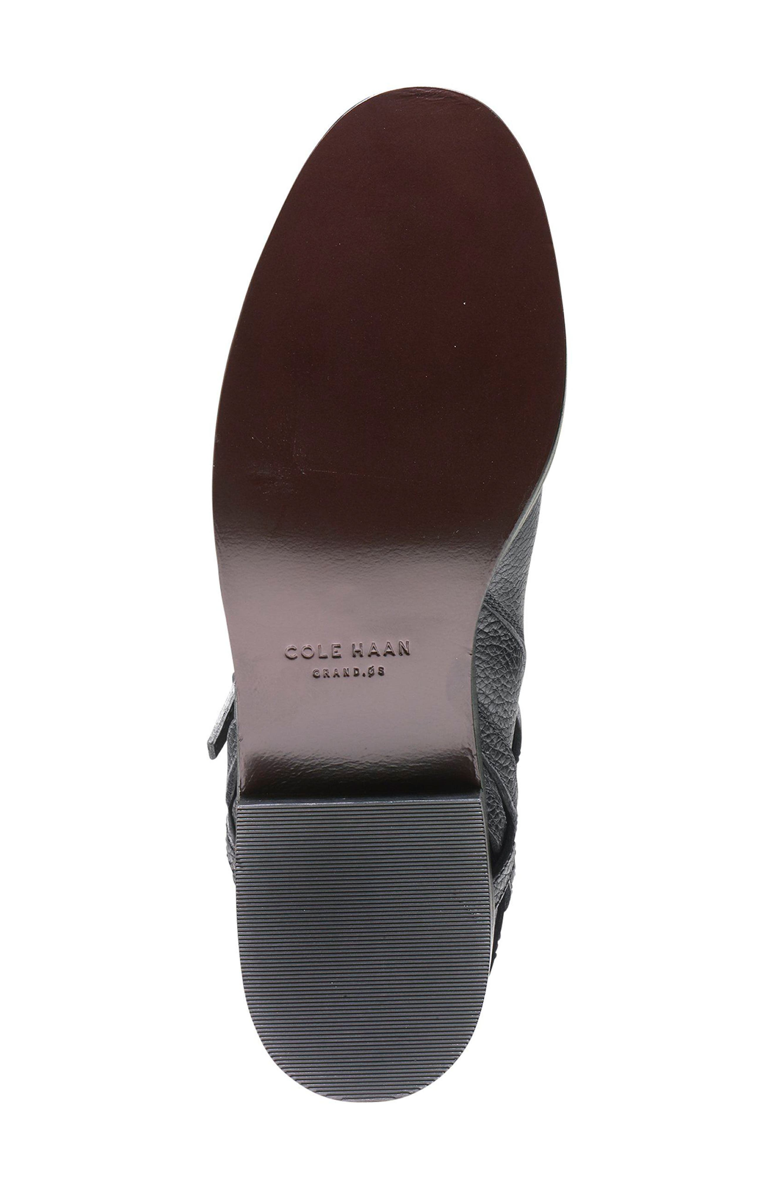 Pearlie Tall Boot,                             Alternate thumbnail 5, color,                             001