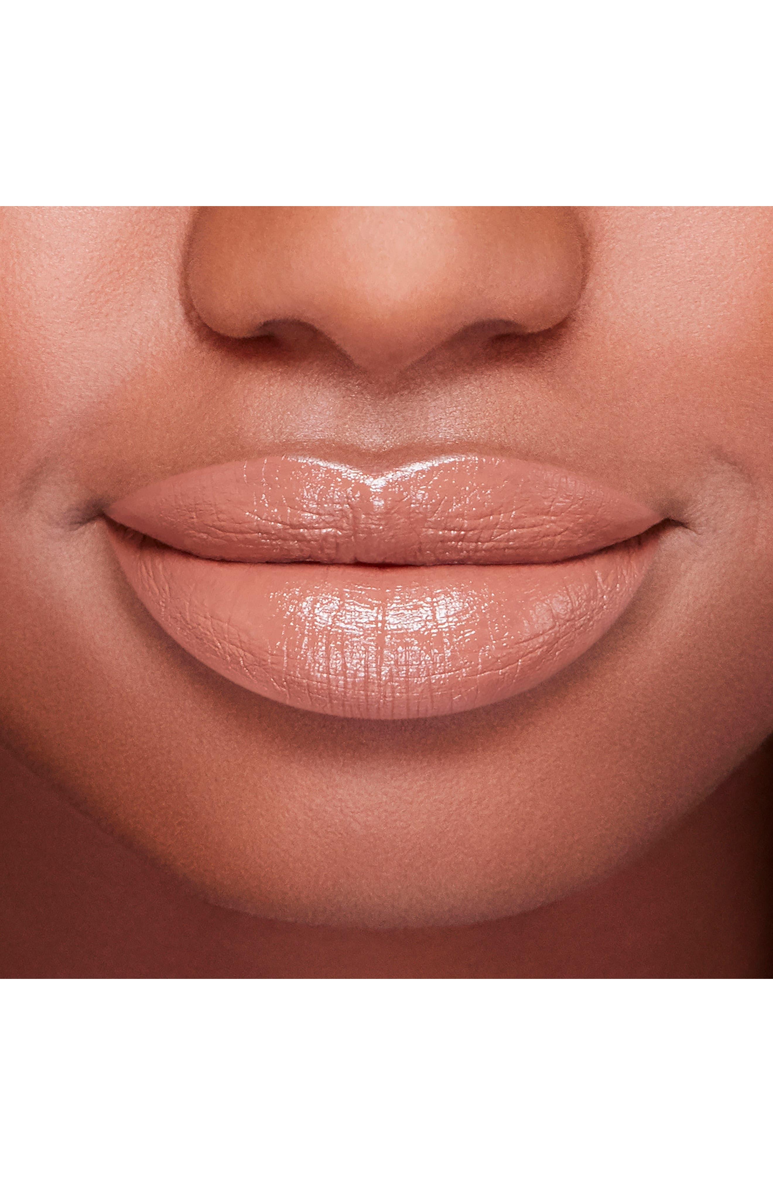 Natural Nudes Lipstick,                             Alternate thumbnail 5, color,                             NIP SLIP